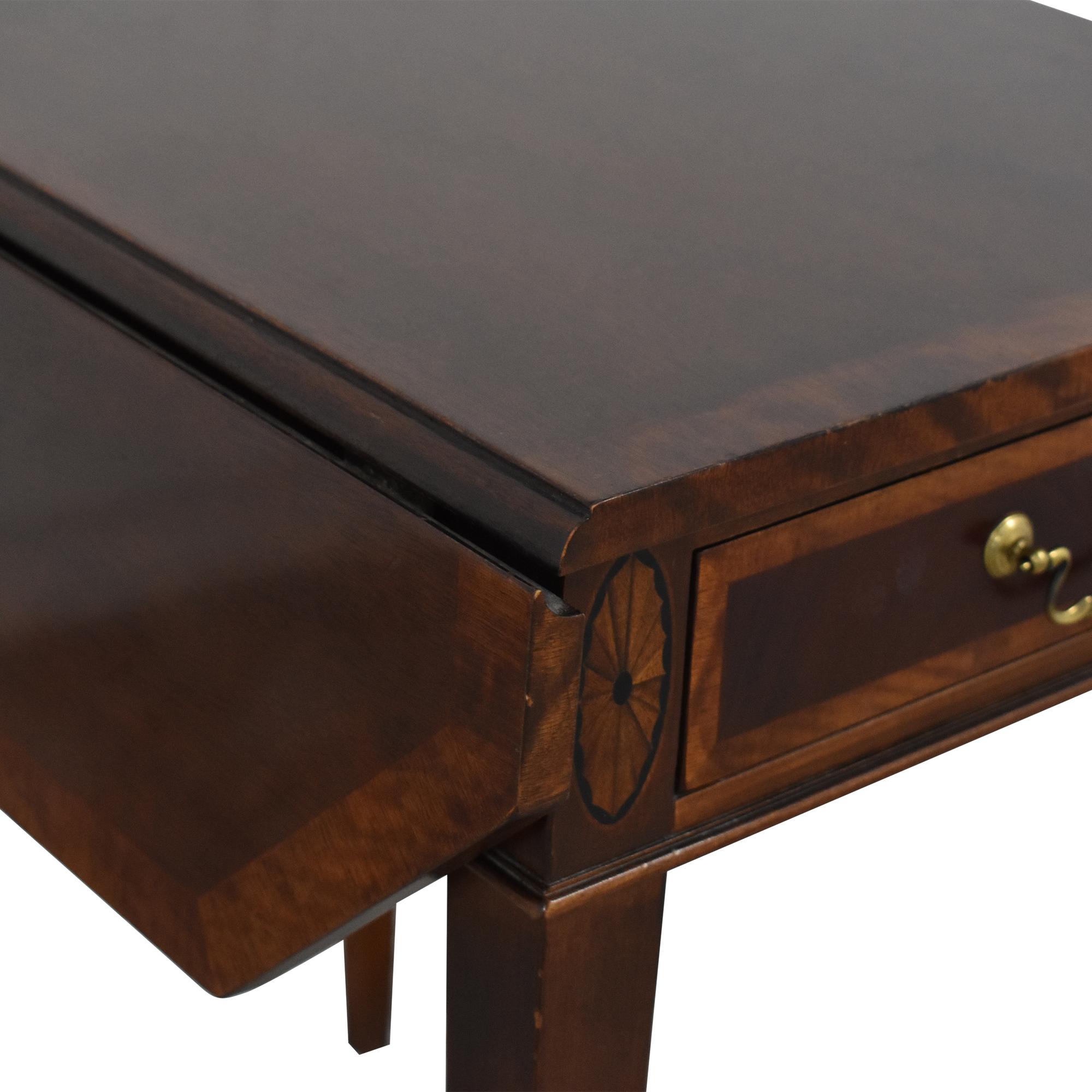 Henredon Furniture Henredon Drop Leaf Accent Table Tables