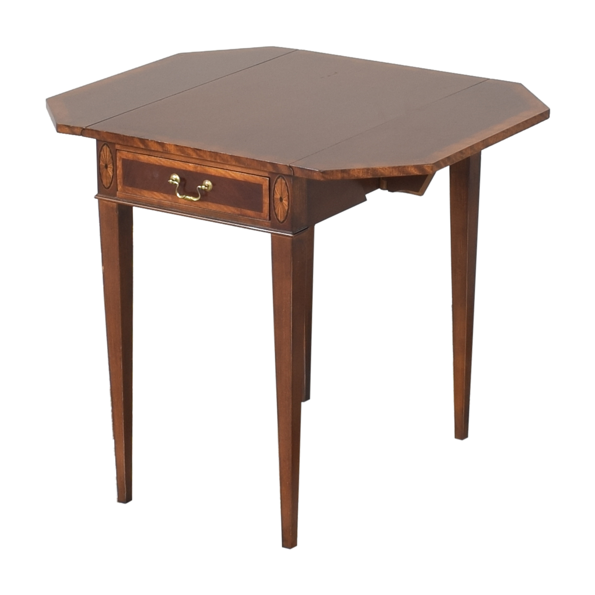 buy Henredon Furniture Henredon Drop Leaf Accent Table online