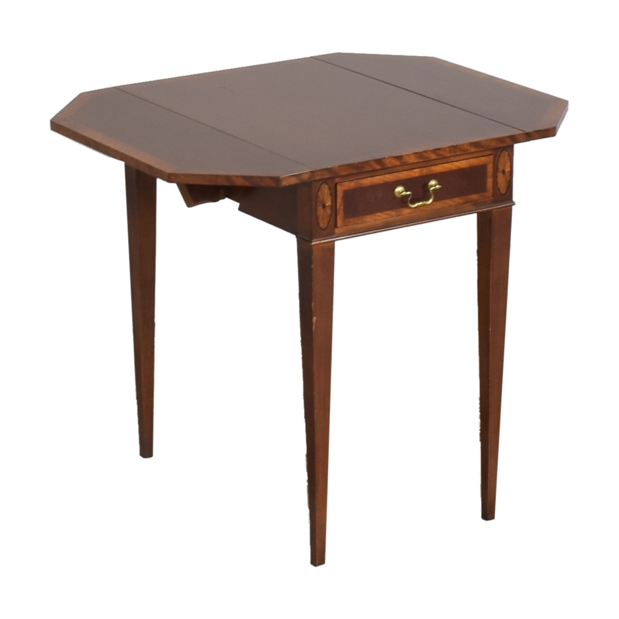 Henredon Drop Leaf Accent Table / Tables