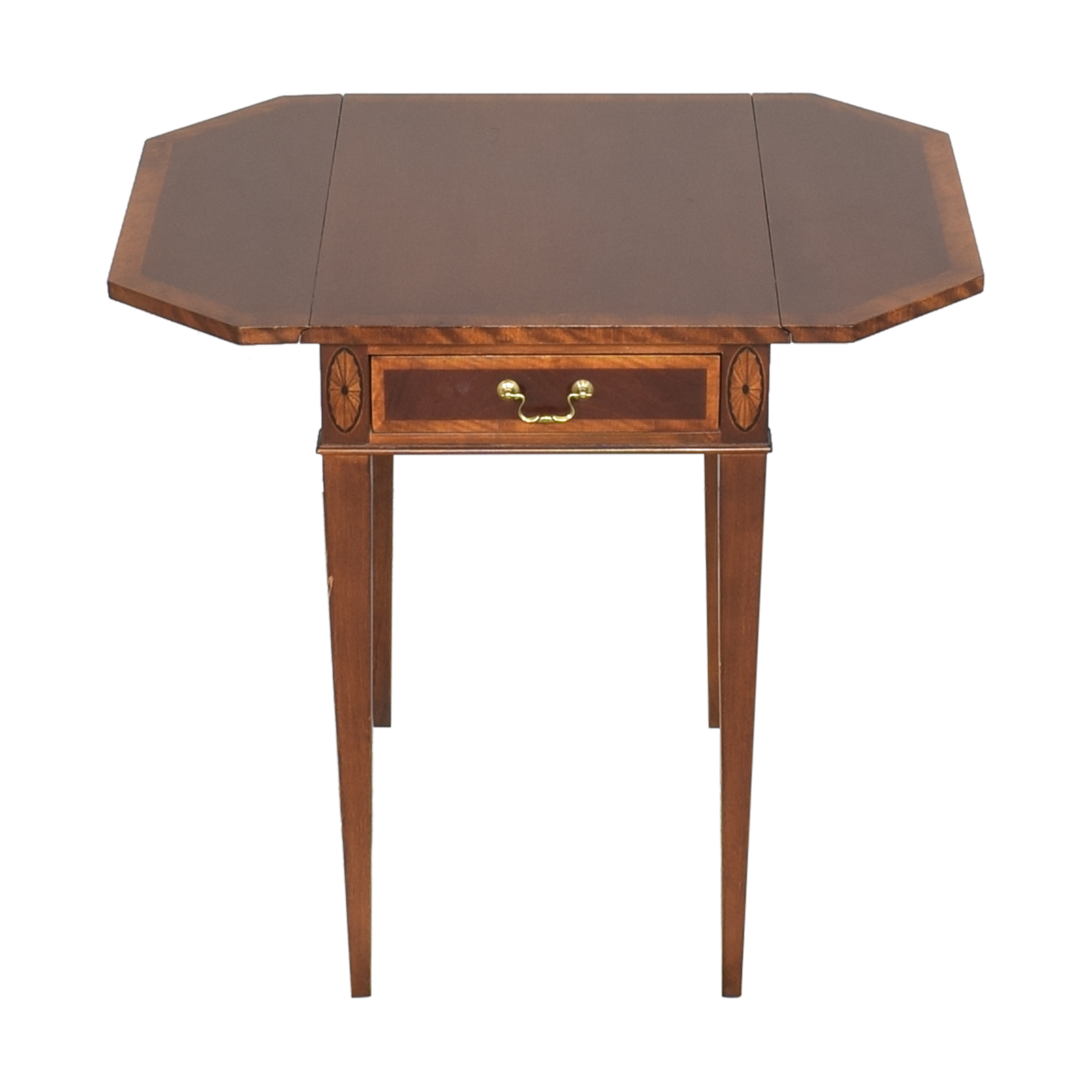 shop Henredon Drop Leaf Accent Table Henredon Furniture Tables