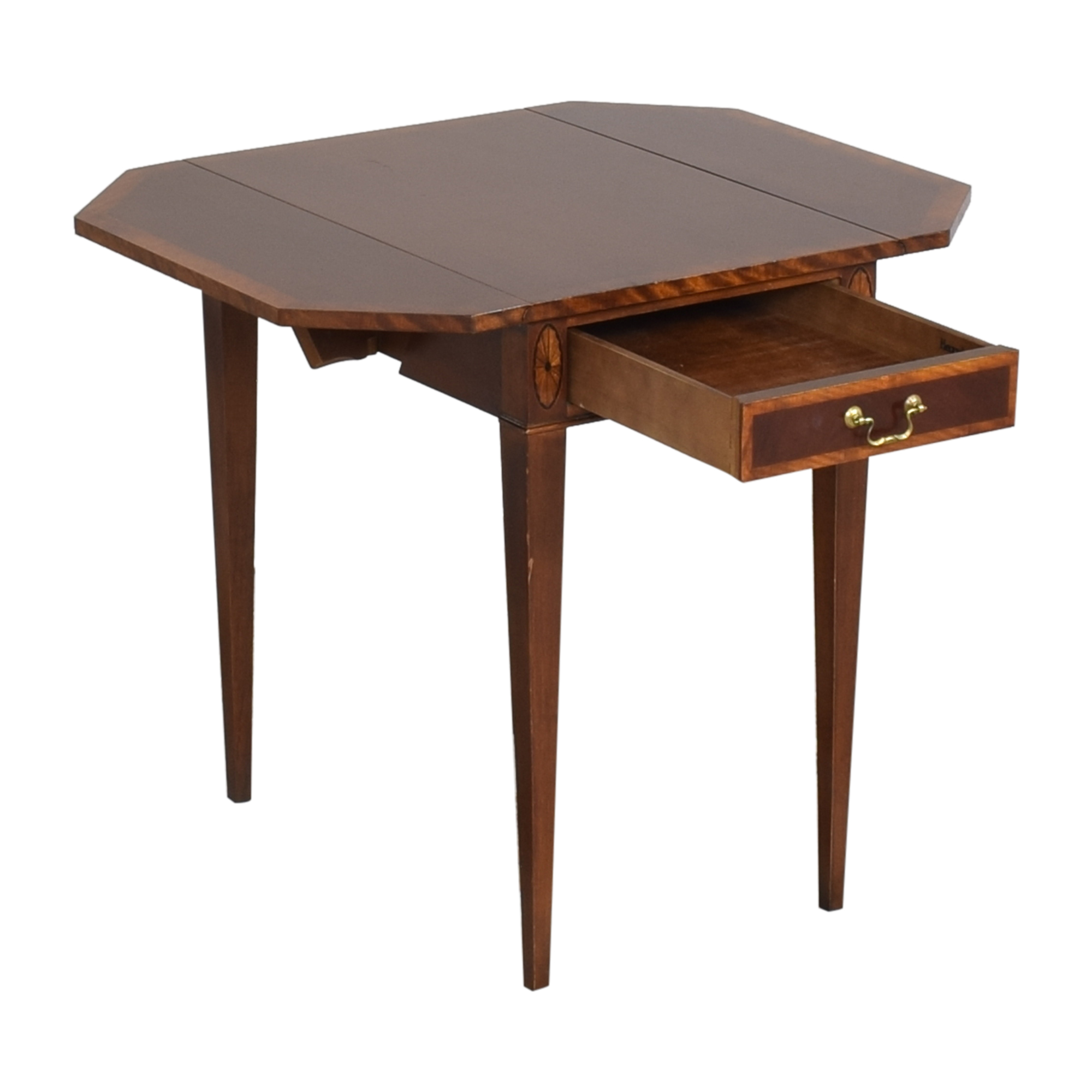 Henredon Furniture Henredon Drop Leaf Accent Table price