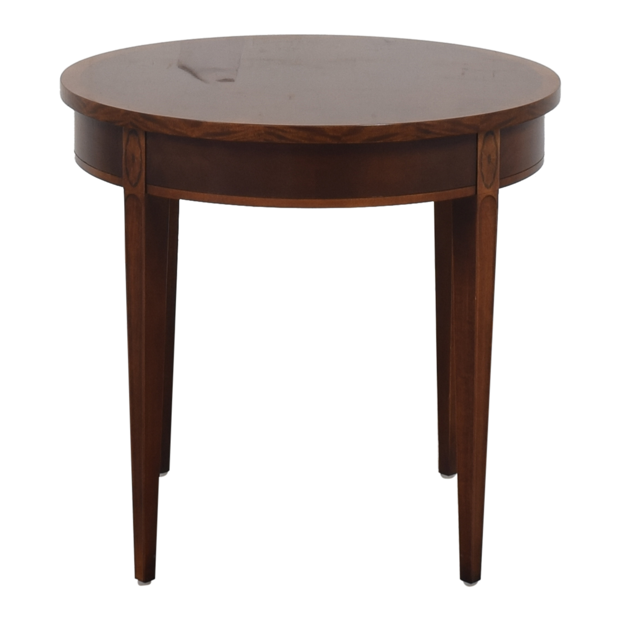 shop Henredon Drum Table Henredon Furniture