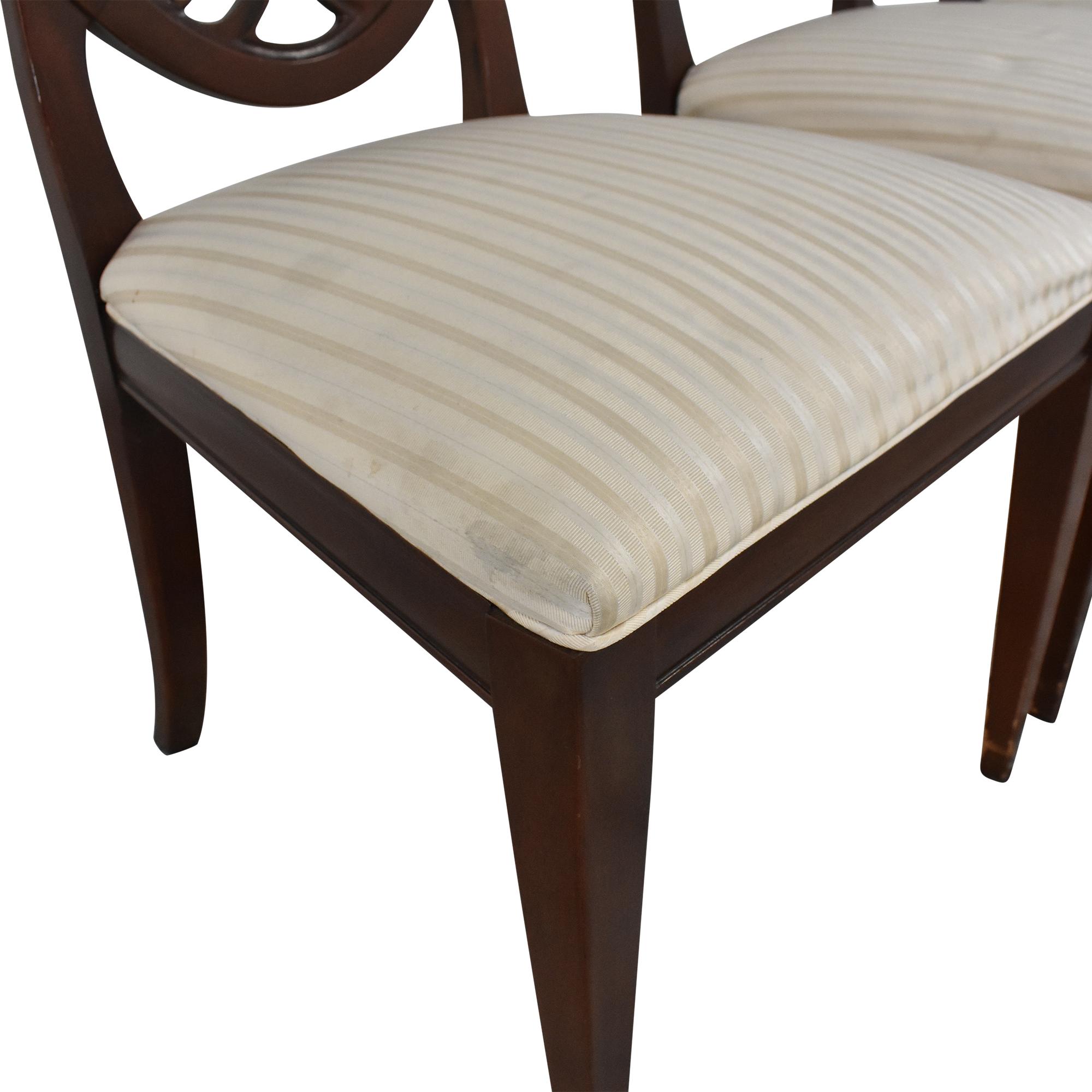 buy Henredon Furniture Dining Chairs Henredon Furniture