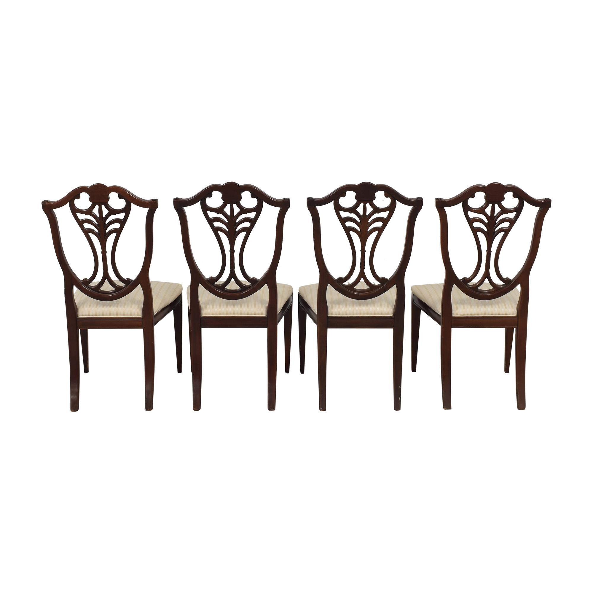 shop Henredon Furniture Dining Chairs Henredon Furniture Chairs