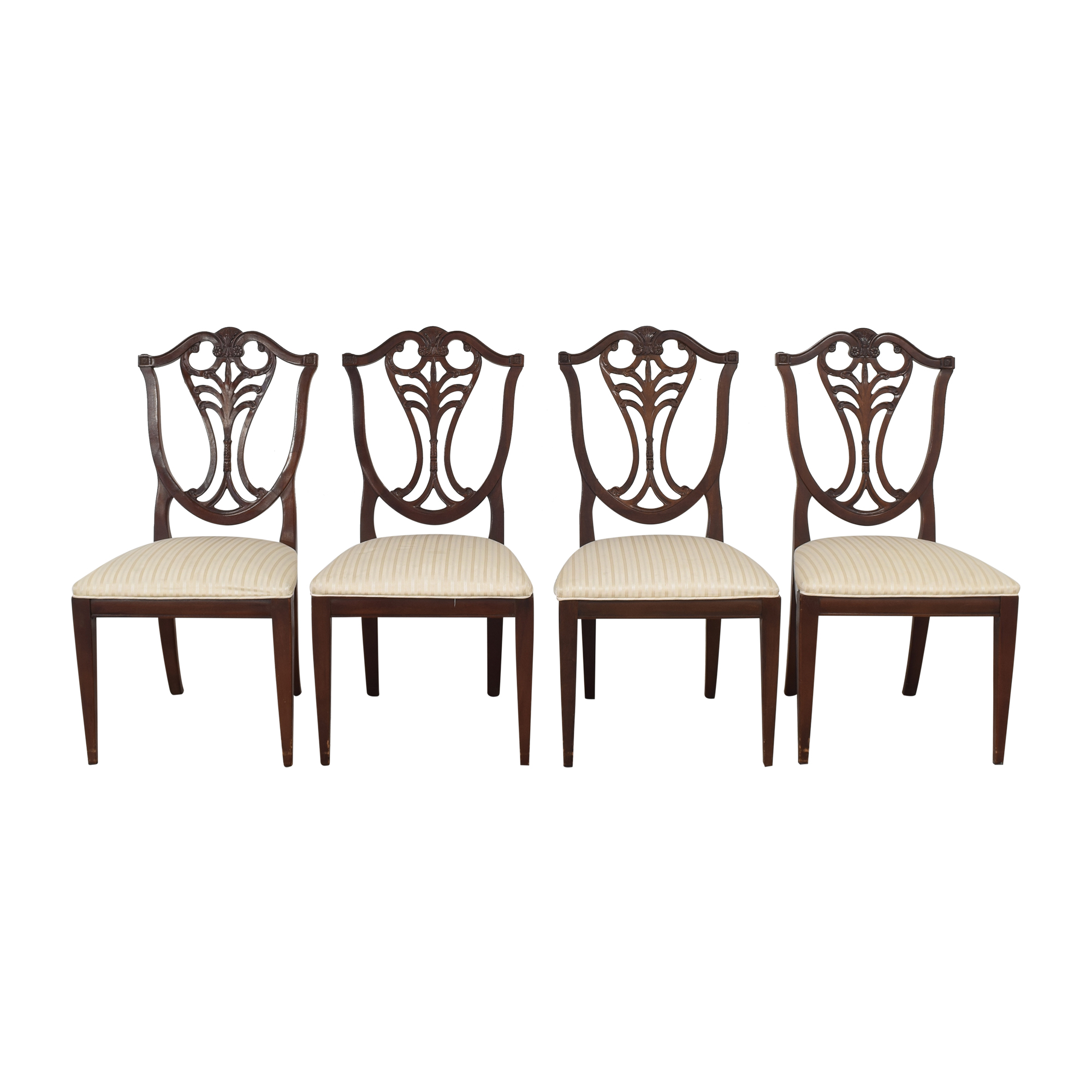 Henredon Furniture Dining Chairs sale