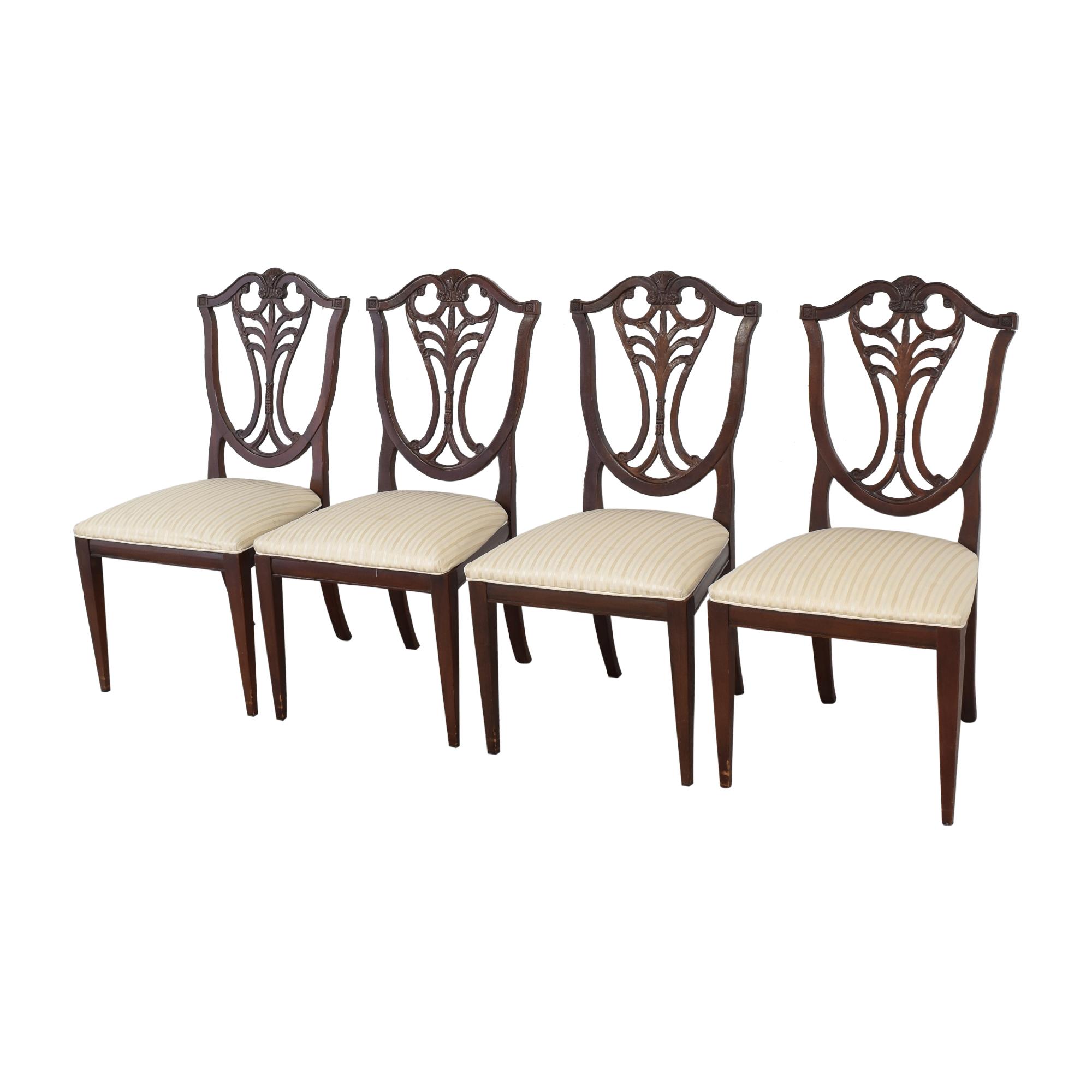 Henredon Furniture Henredon Furniture Dining Chairs pa