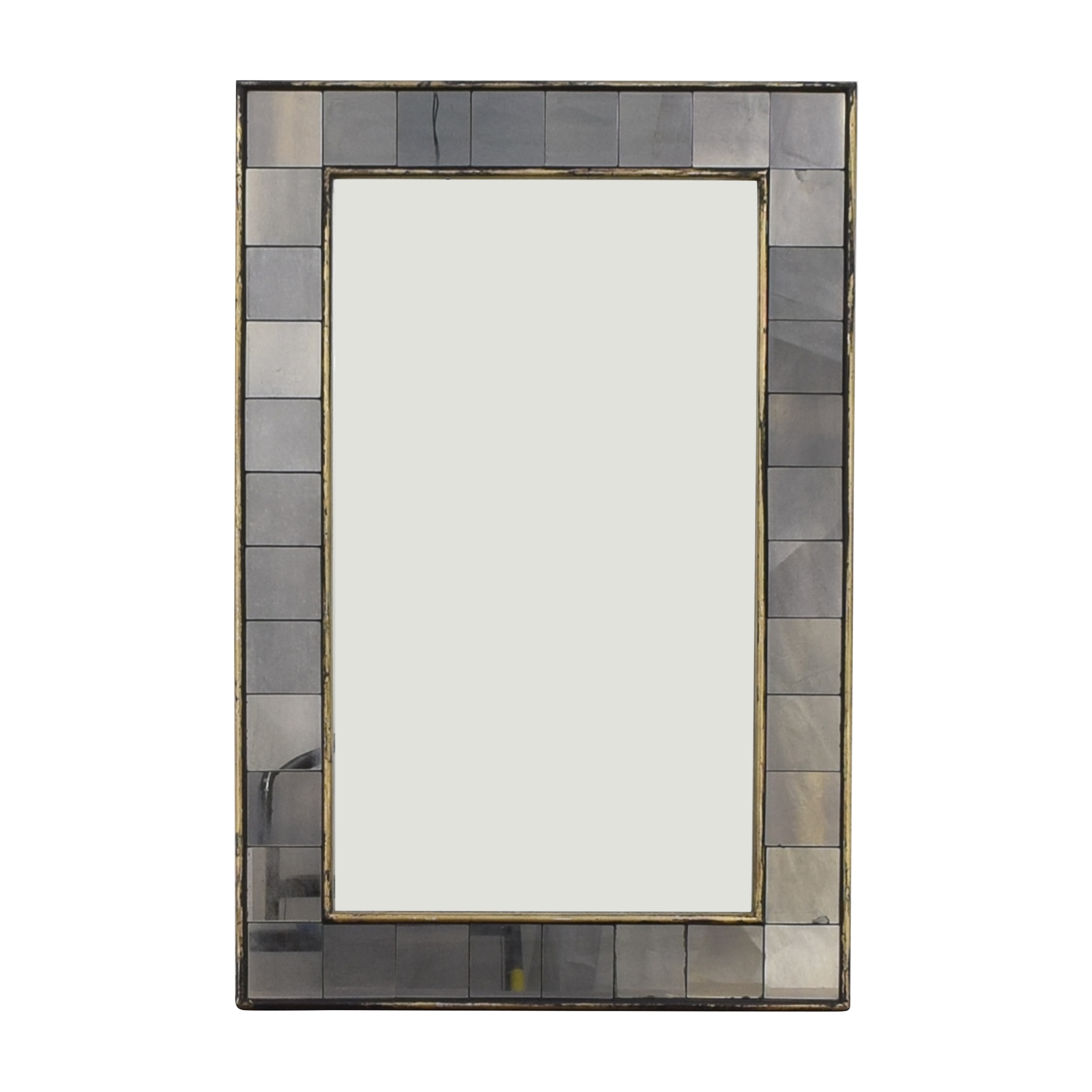 West Elm West Elm Tiled Wall Mirror ct