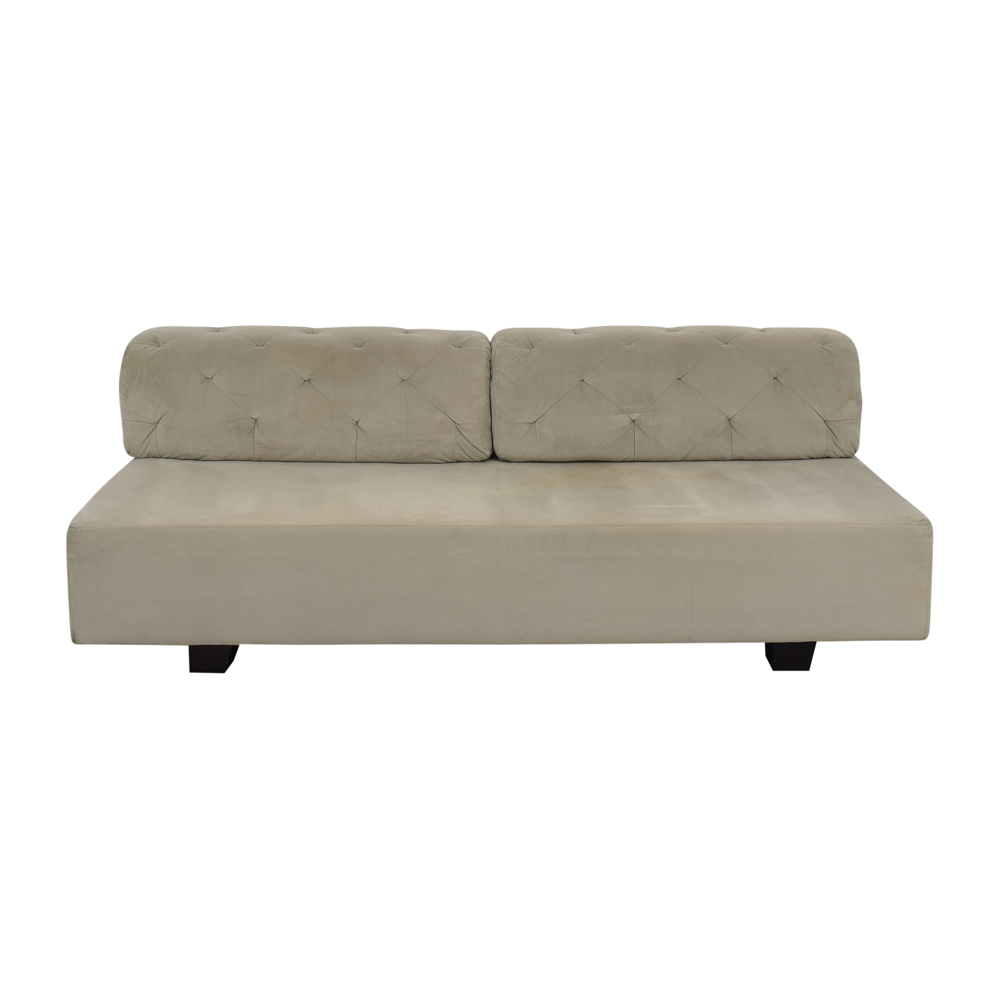 buy West Elm Tufted Tillary Sofa West Elm Sectionals