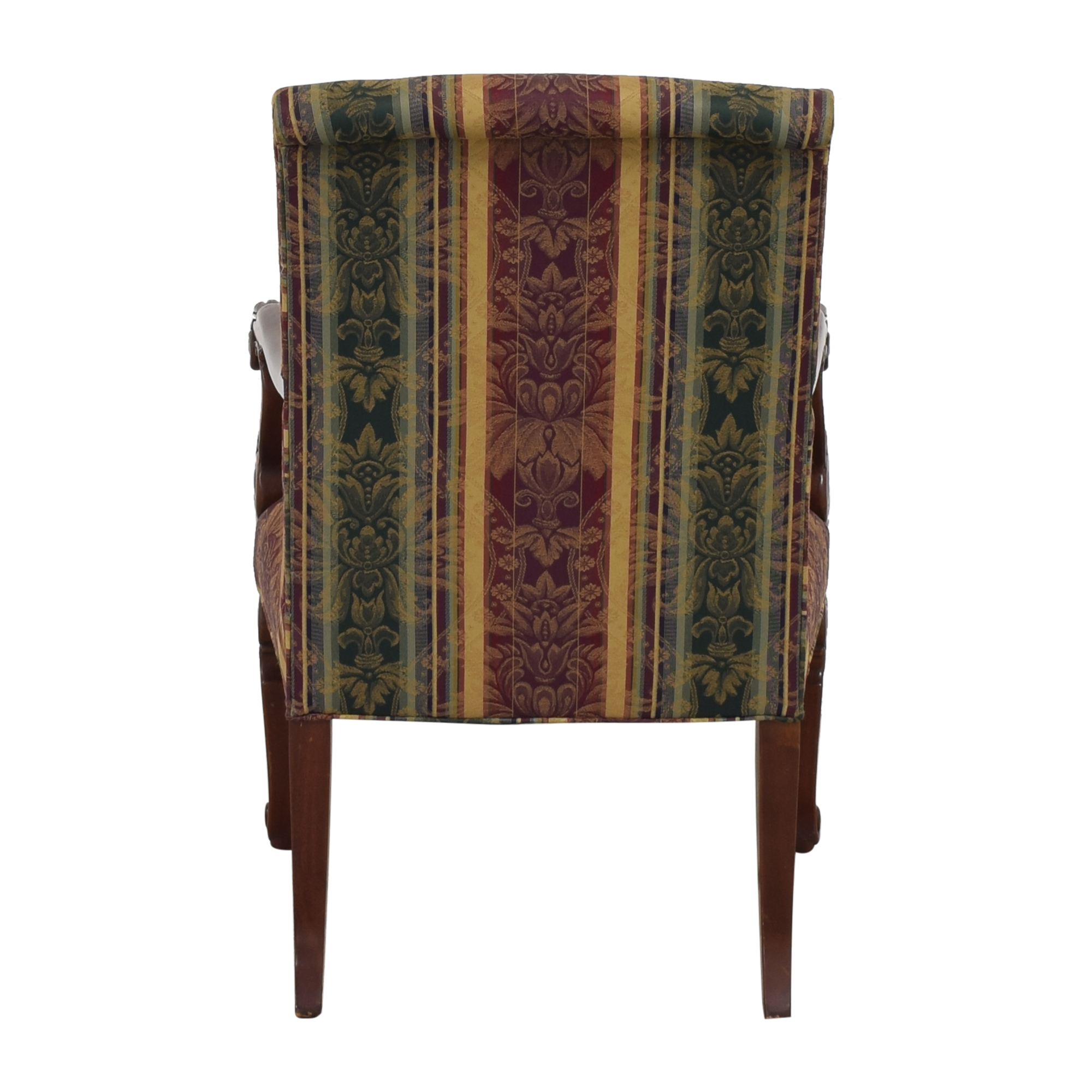 Hickory Chair Hickory Chair Chippendale Library Arm Chair pa
