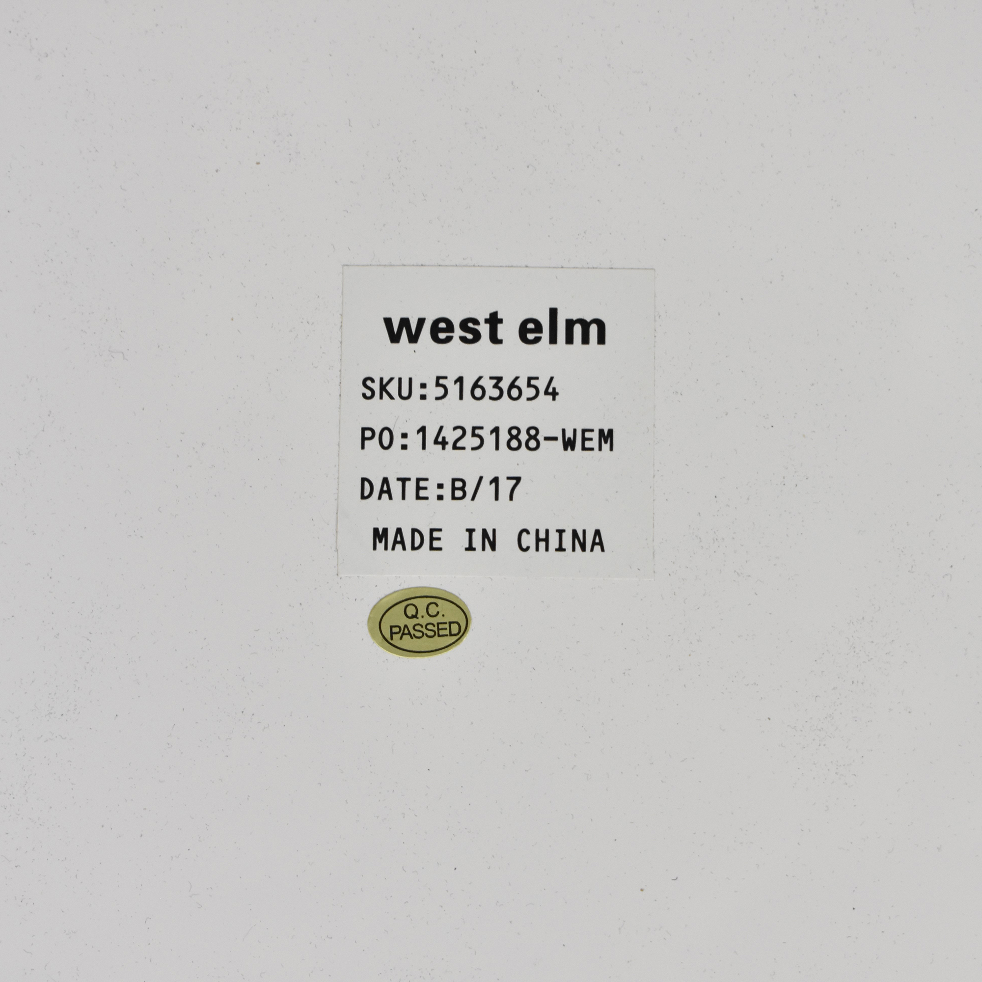 West Elm West Elm Lacquer Storage Modular Lateral File Cabinet coupon