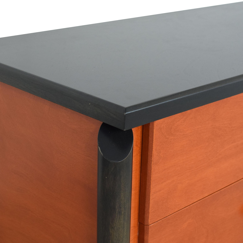 buy Interversion Six Drawer Dresser Interversion Storage
