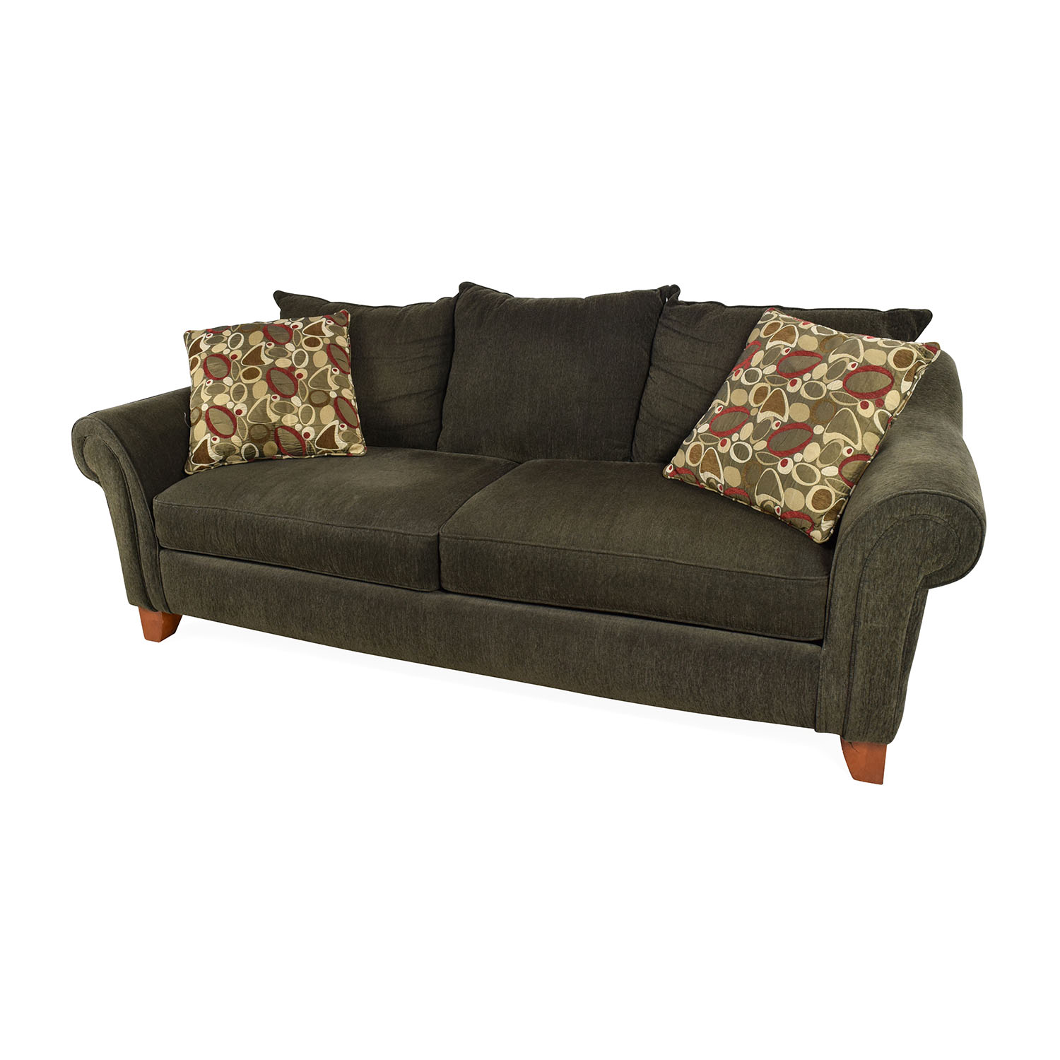Delightful ... Raymour And Flanigan Raymour U0026 Flanigan Molly Chenille Sofa ...