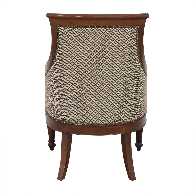 Thomasville Thomasville Accent Chair and Ottoman