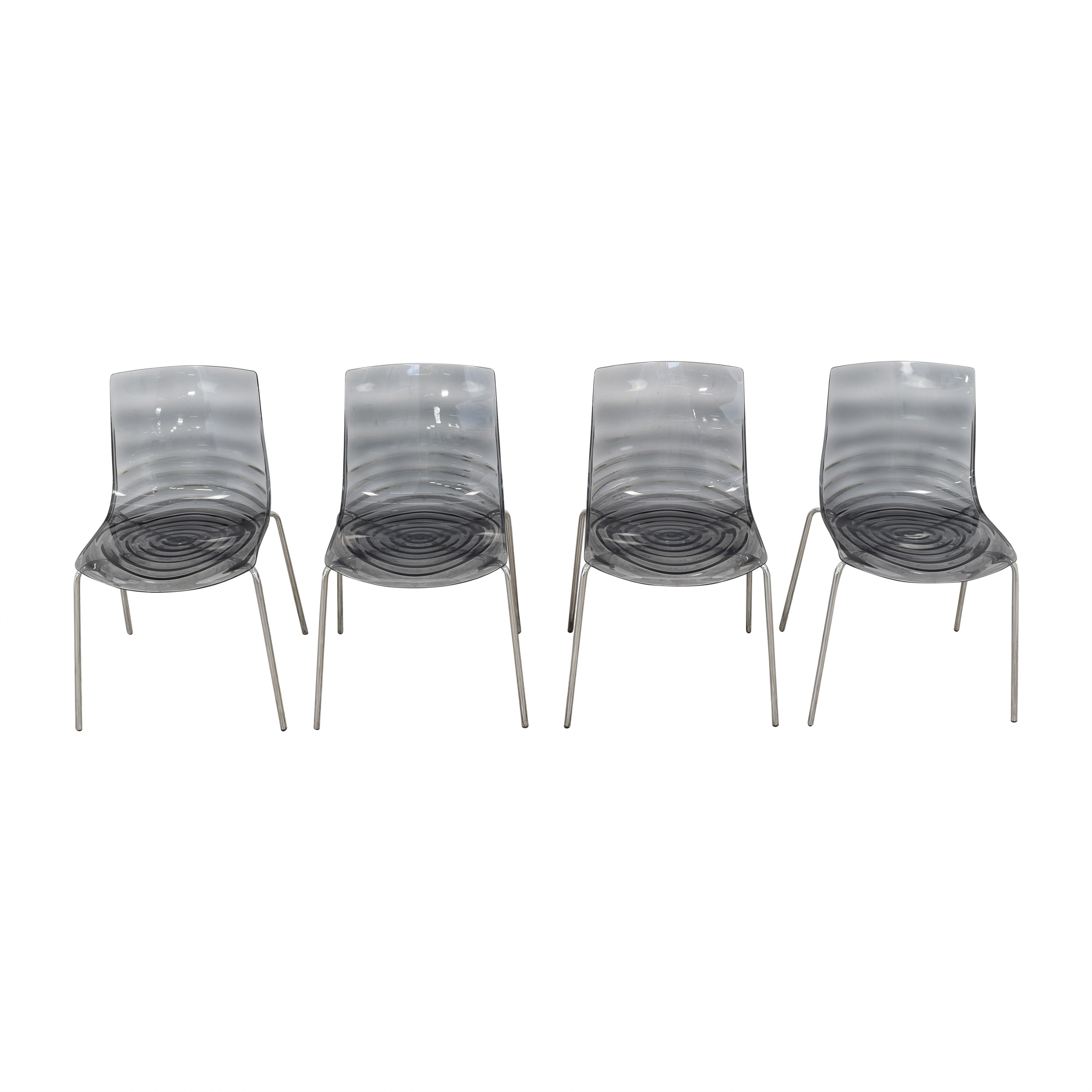 Calligaris Connubia L'Eau Dining Chairs sale