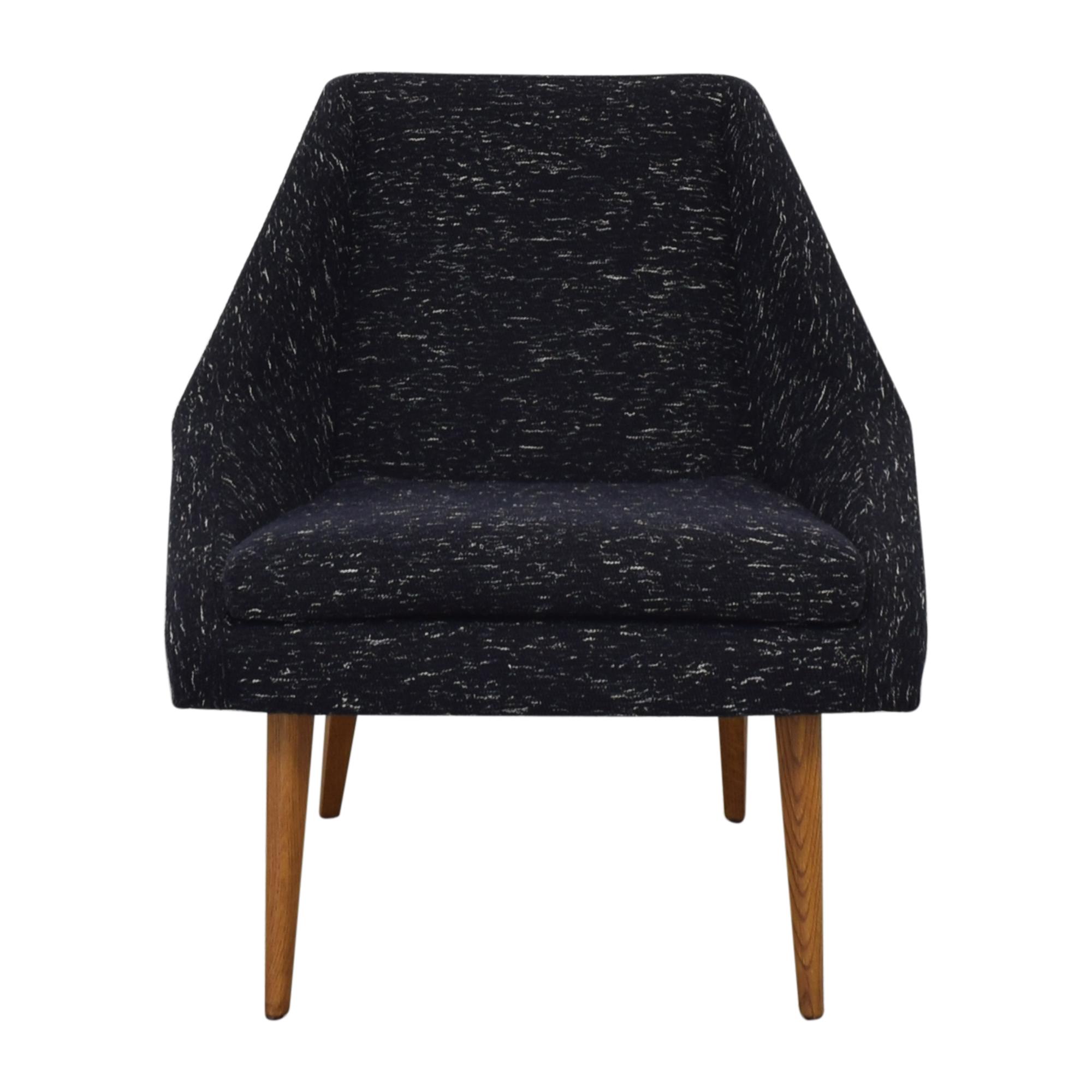 West Elm West Elm Parker Slipper Chair pa