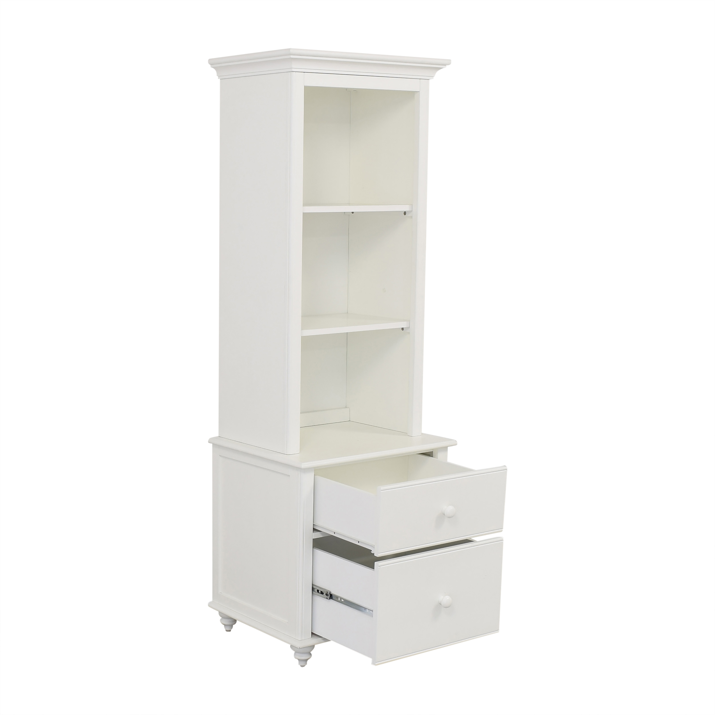 Land of Nod Land of Nod Library Chest pa