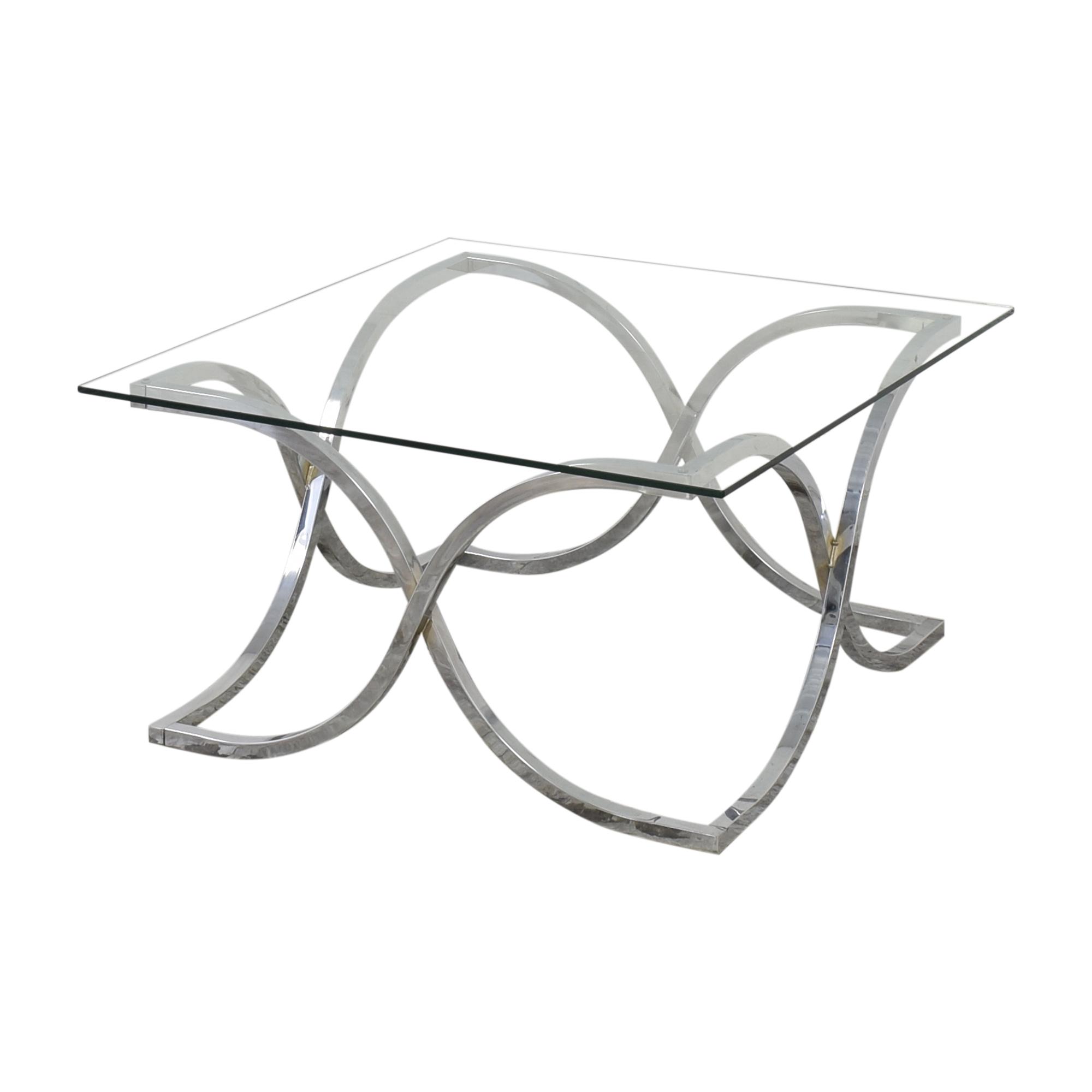 shop Furniture of America Artenia Coffee Table Furniture of America Tables