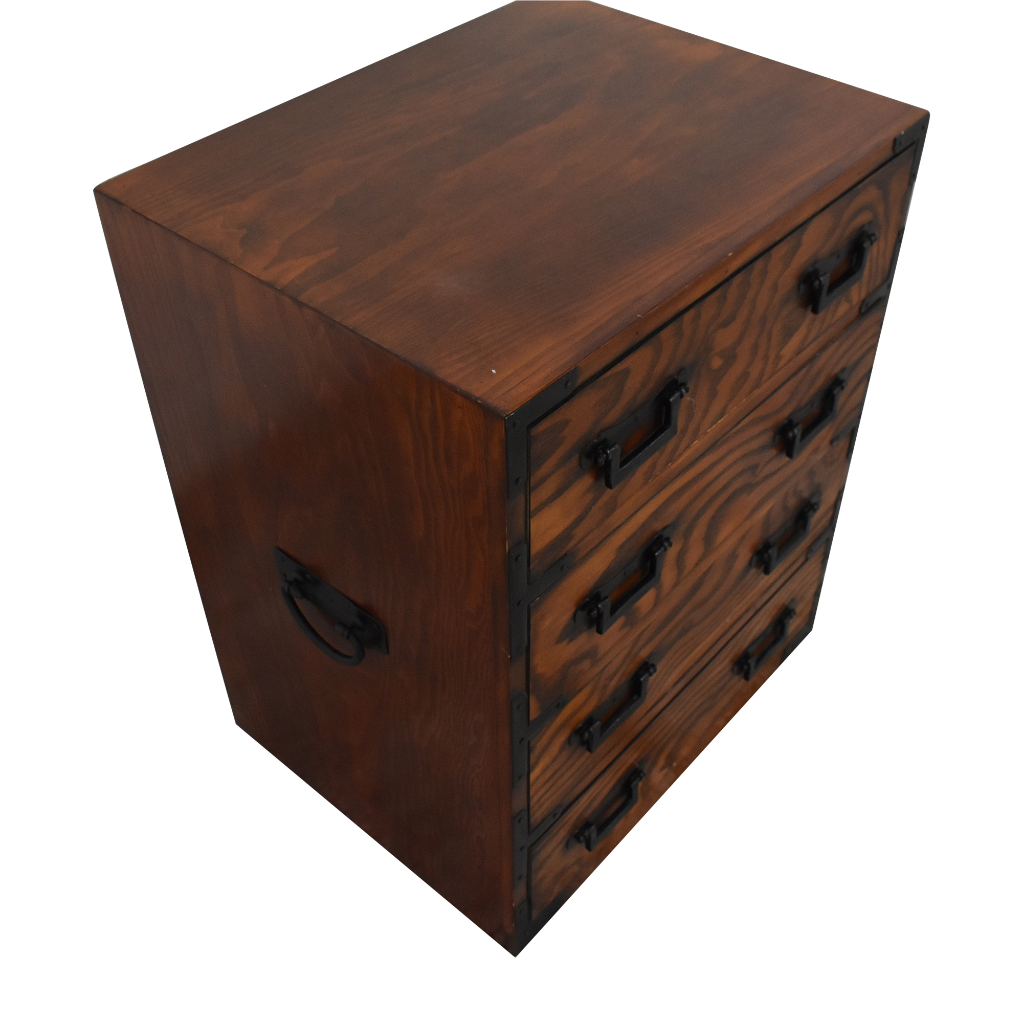 buy Four Drawer Nightstand  End Tables