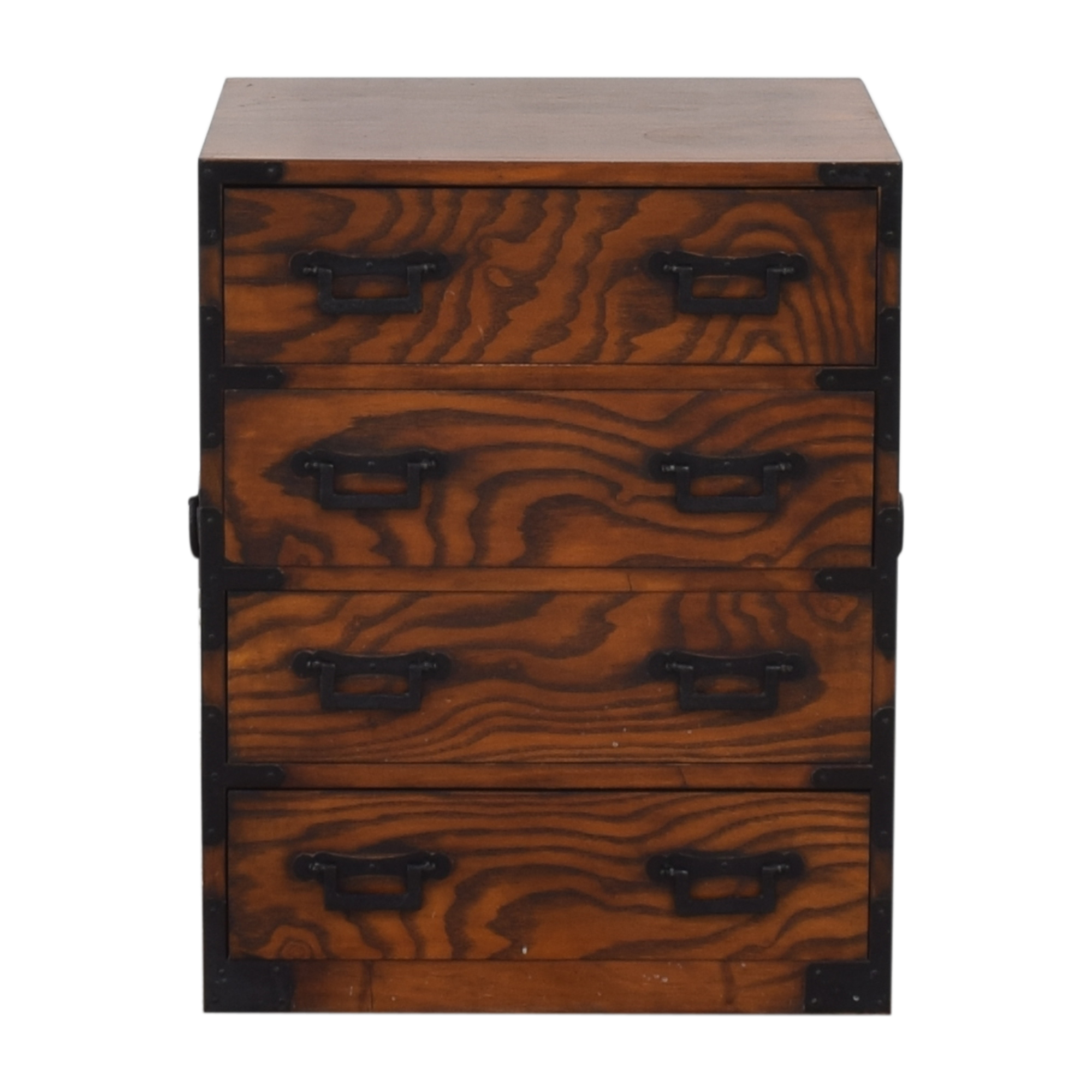 Four Drawer Nightstand dimensions