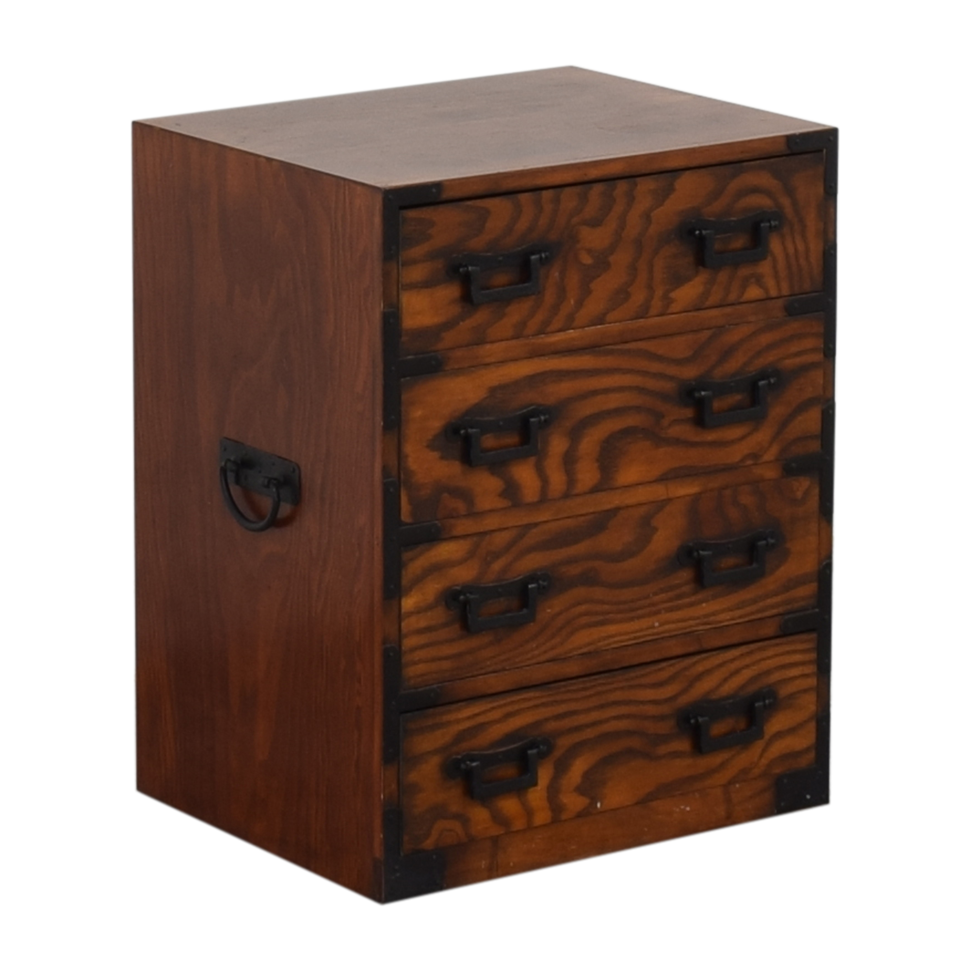 Four Drawer Nightstand / End Tables