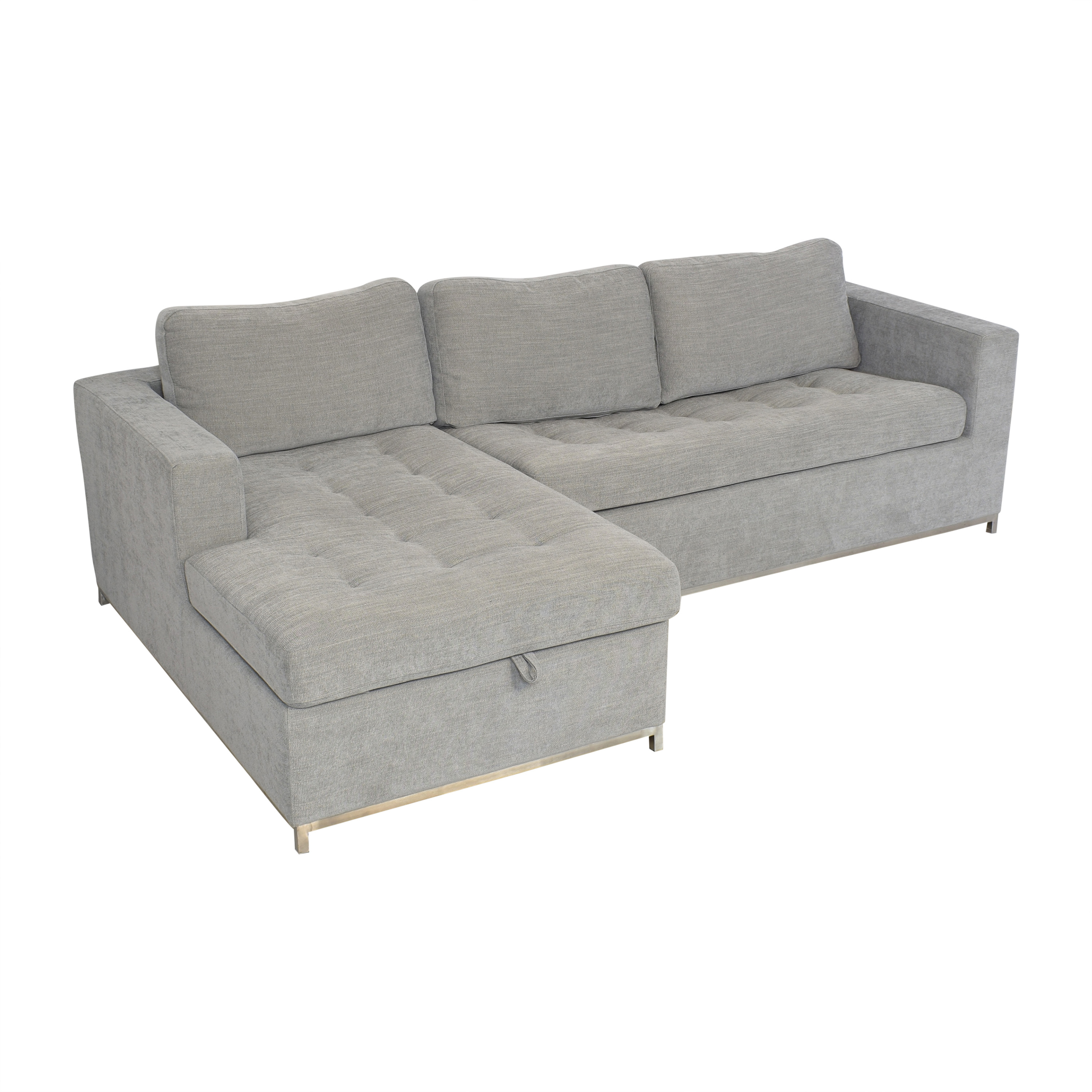 Article Article Soma Chaise Sofa Bed dimensions