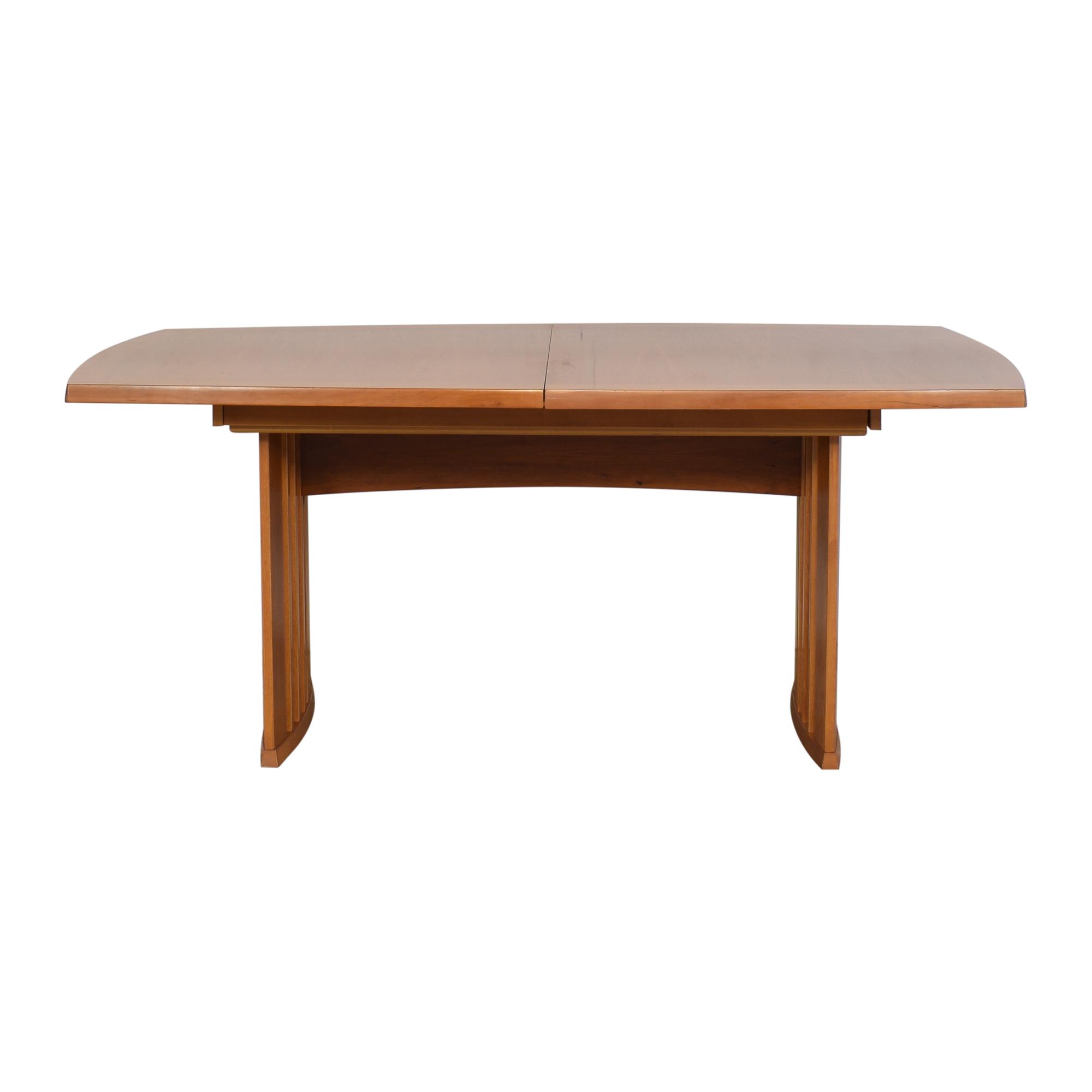 Skovby Skovby #19 Extendable Dining Table nj