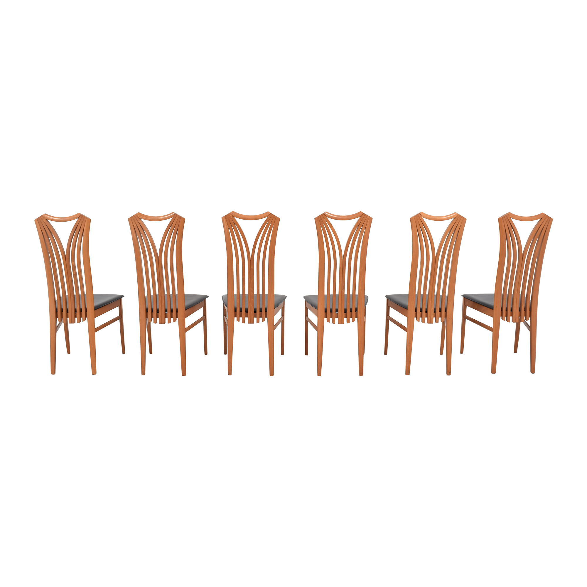 Maurice Villency Maurice Villency Style Dining Chairs second hand