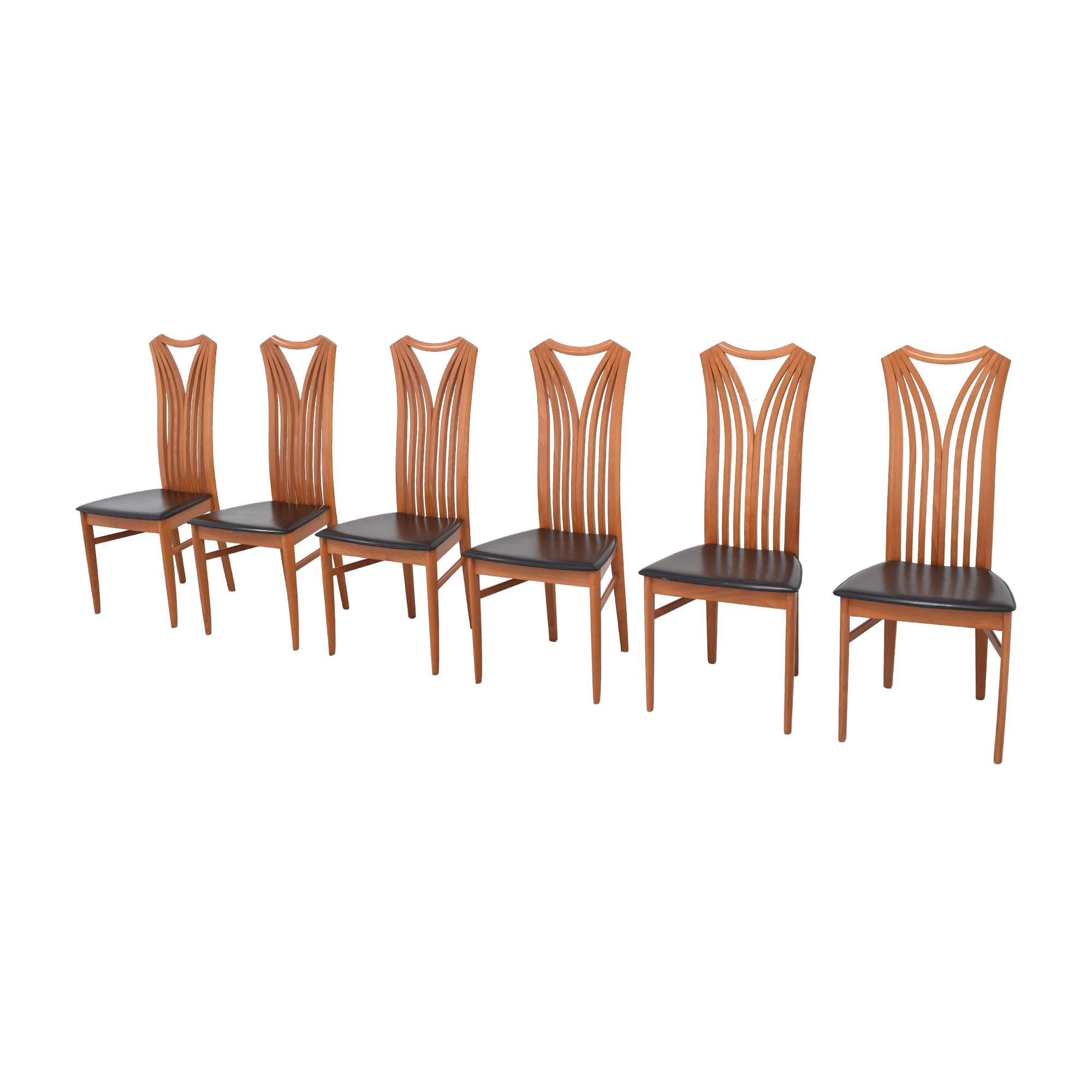 buy Maurice Villency Style Dining Chairs Maurice Villency