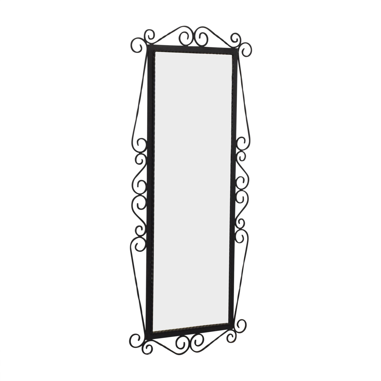 Vintage Framed Wall Mirror / Mirrors