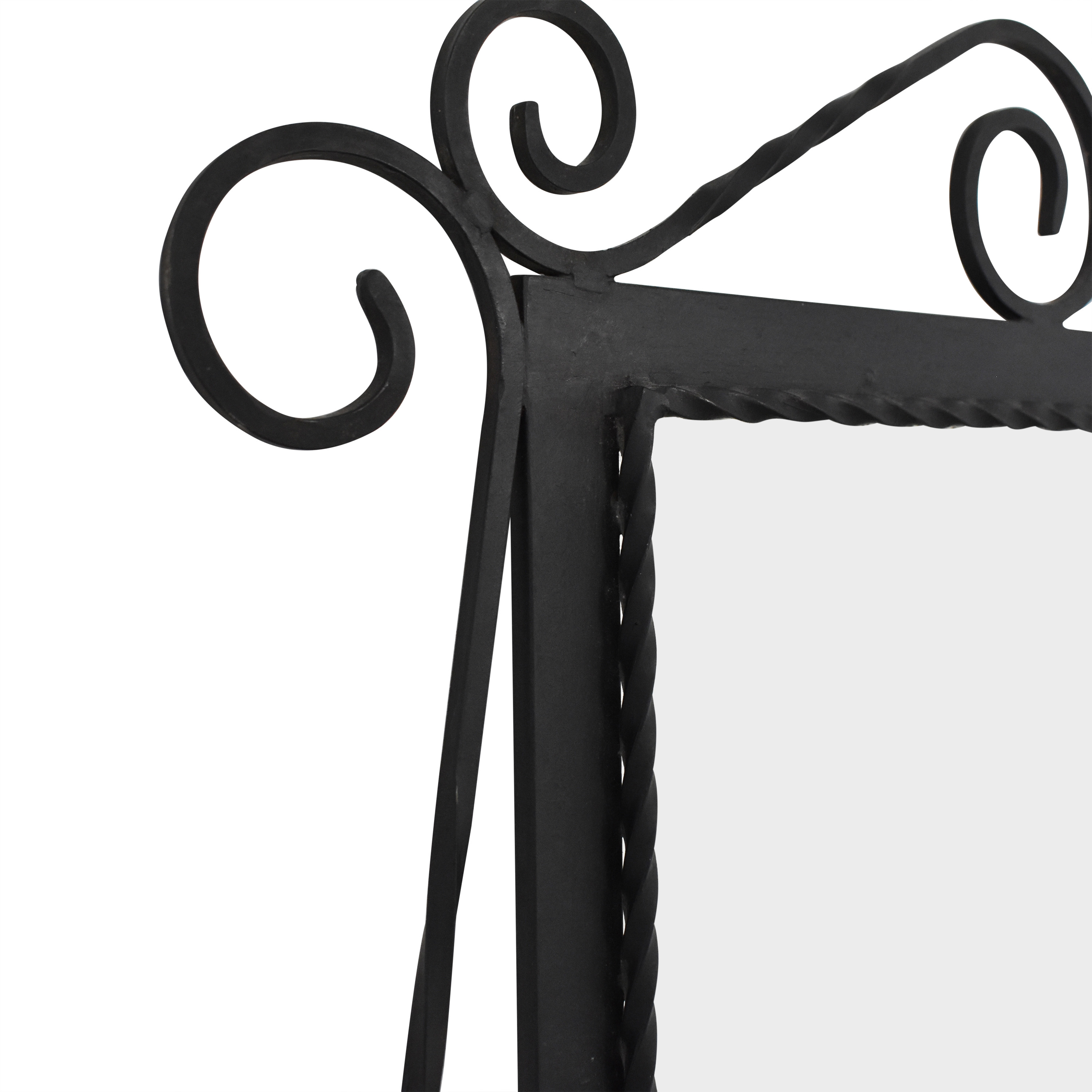 Vintage Framed Wall Mirror discount