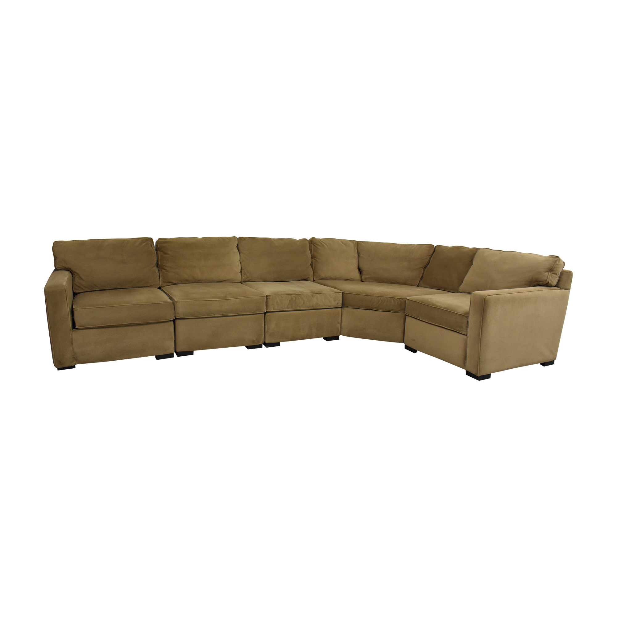 Macy's Macy's Jonathan Louis Corner Sectional Sofa Sofas