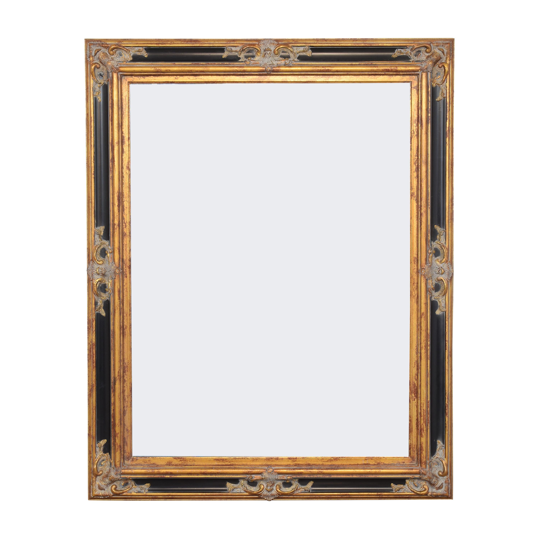 Framed Wall Mirror nj