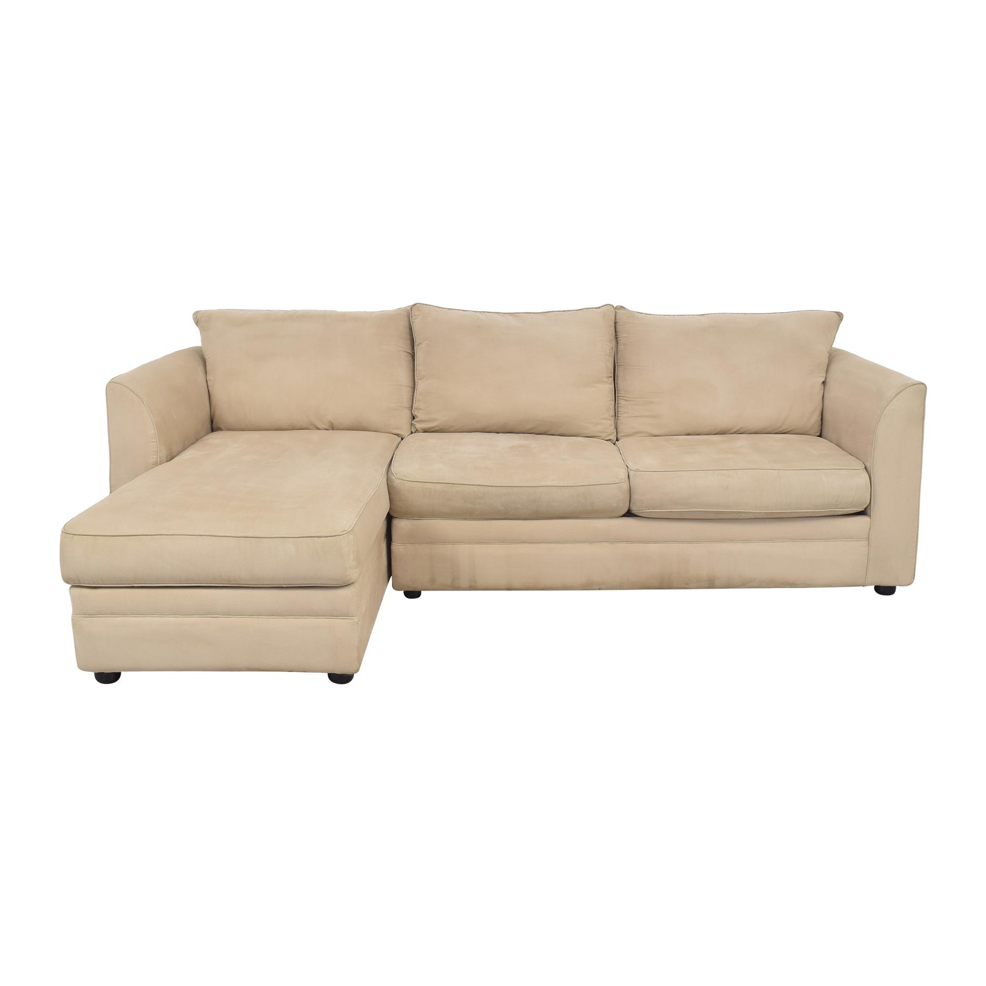 KFI KFI Chaise Sectional Sofa price