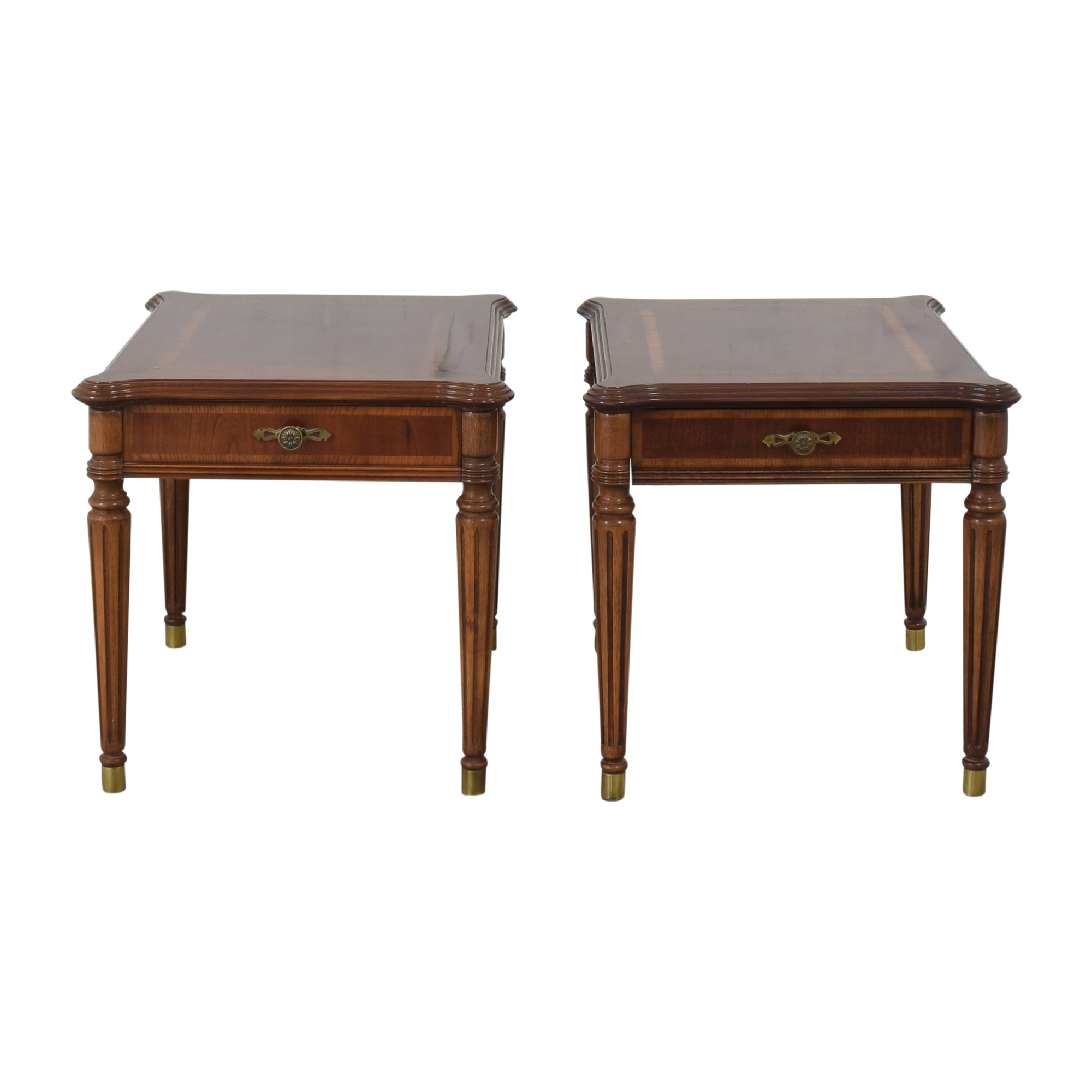buy Single Drawer End Tables  Tables