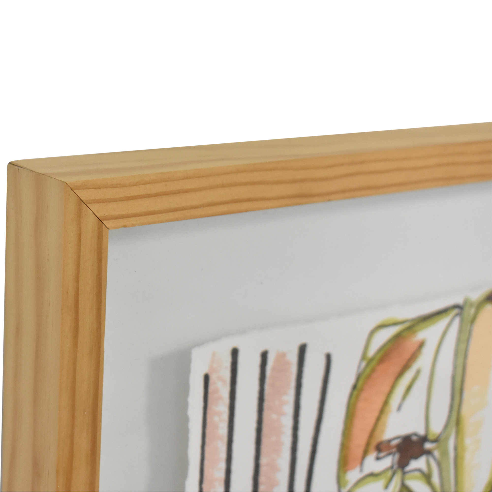 Anthropologie Anthropologie Yucca Branch Wall Art ma
