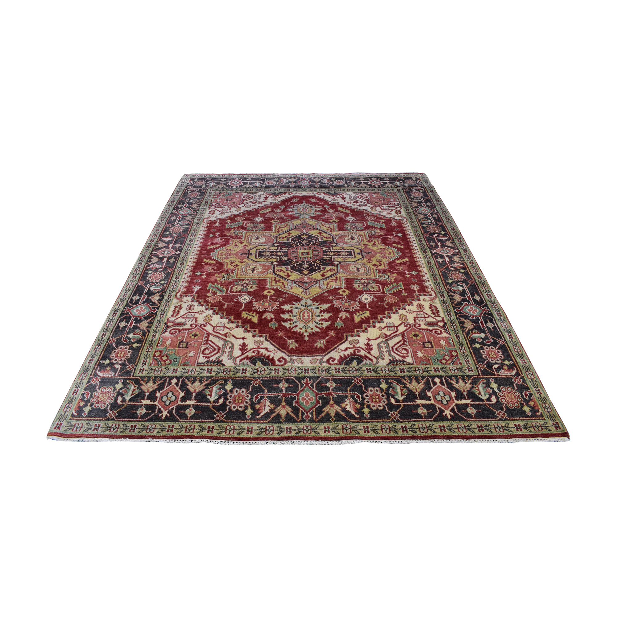 Bloomingdale's Patterned Area Rug nj