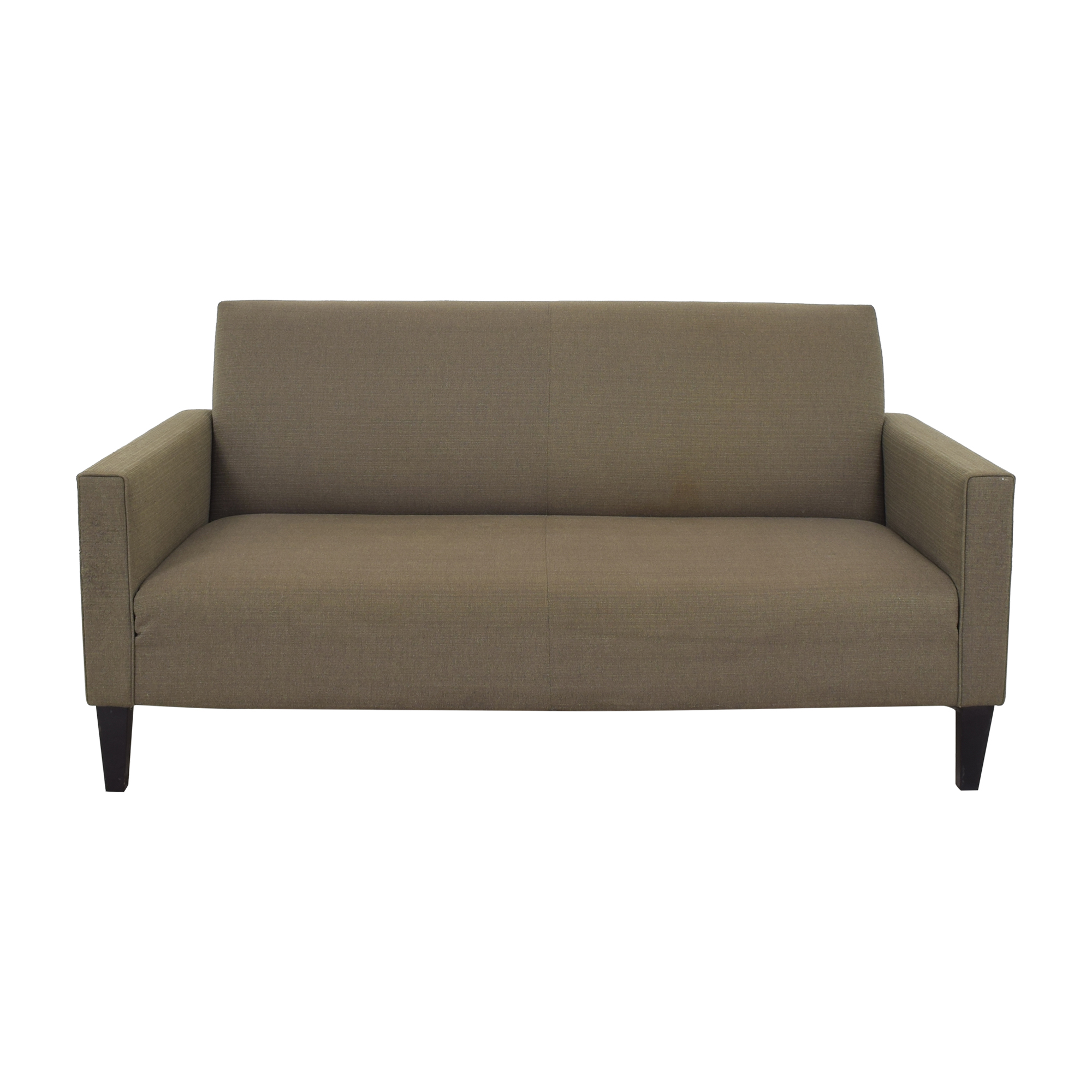 buy Crate & Barrel Single Cushion Sofa Crate & Barrel Classic Sofas