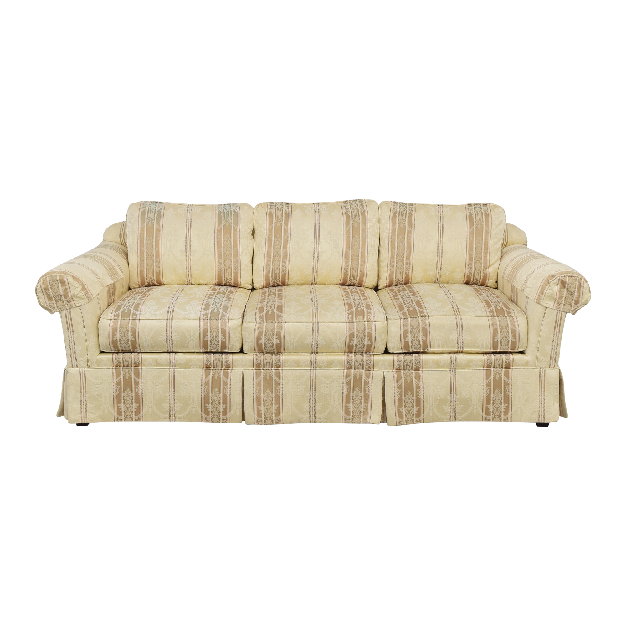 buy LT Designs Roll Arm Sofa  Classic Sofas