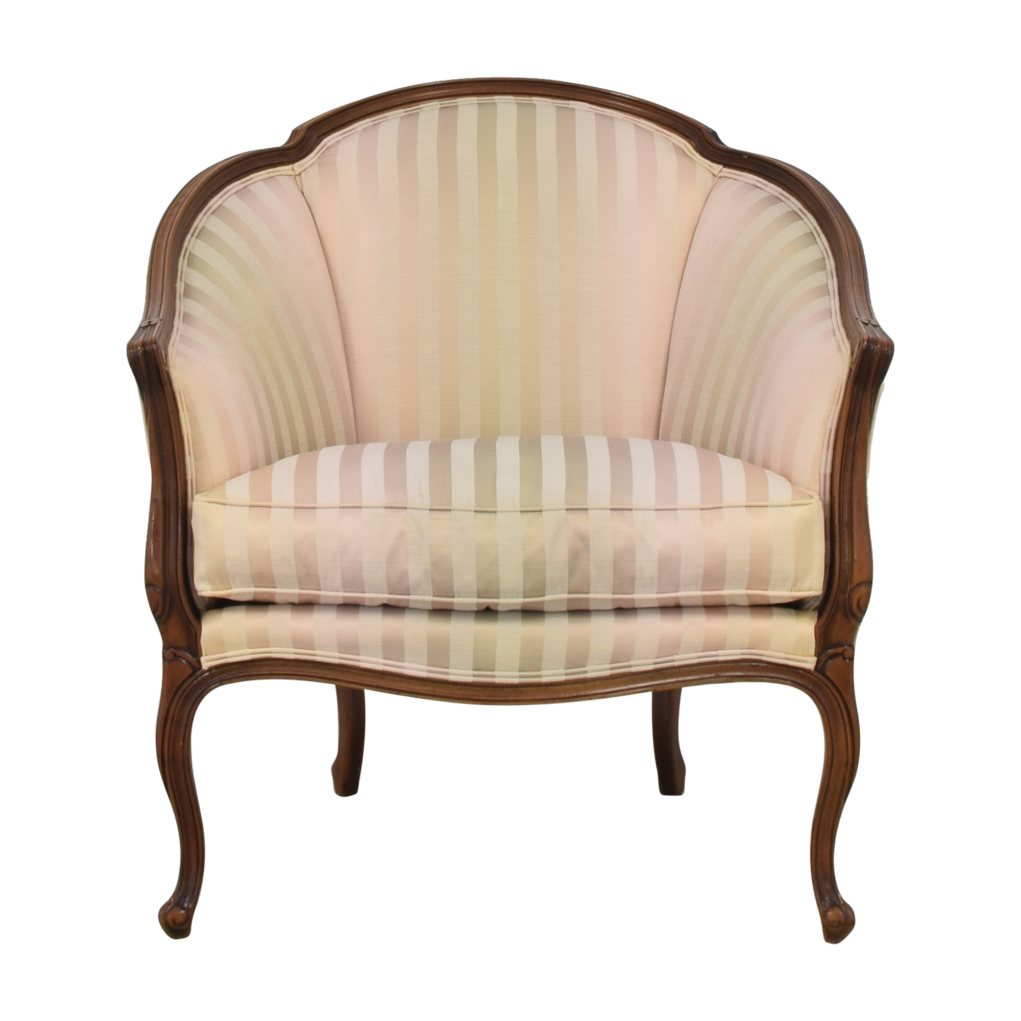 Century Furniture Century Furniture Barrel Accent Chair ma