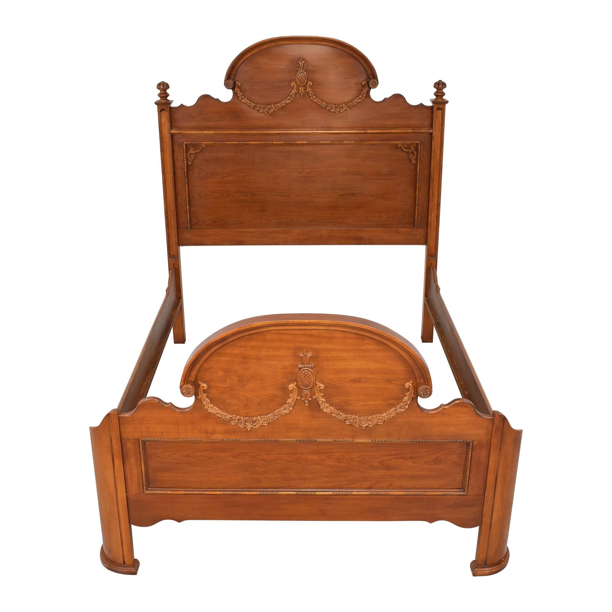 Lexington Lynn Hollyn at Home Queen Sleigh Bed Lexington Furniture