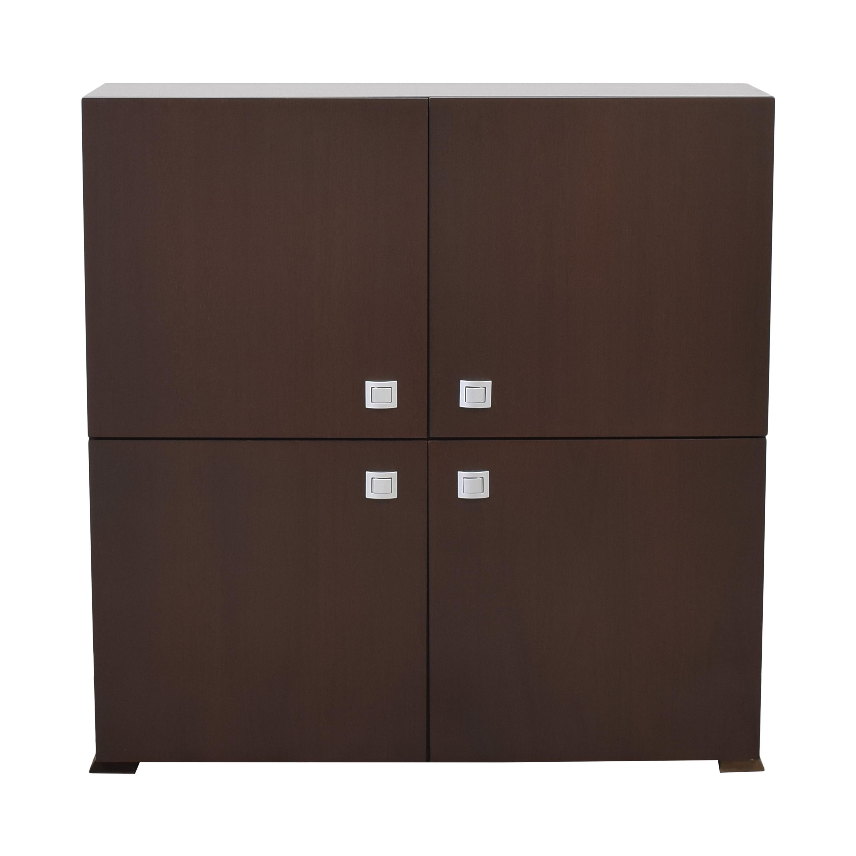 shop Modern Wenge Cabinet  Storage