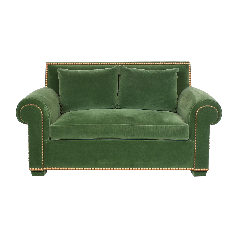 shop  Nailhead Two-Cushion Loveseat online
