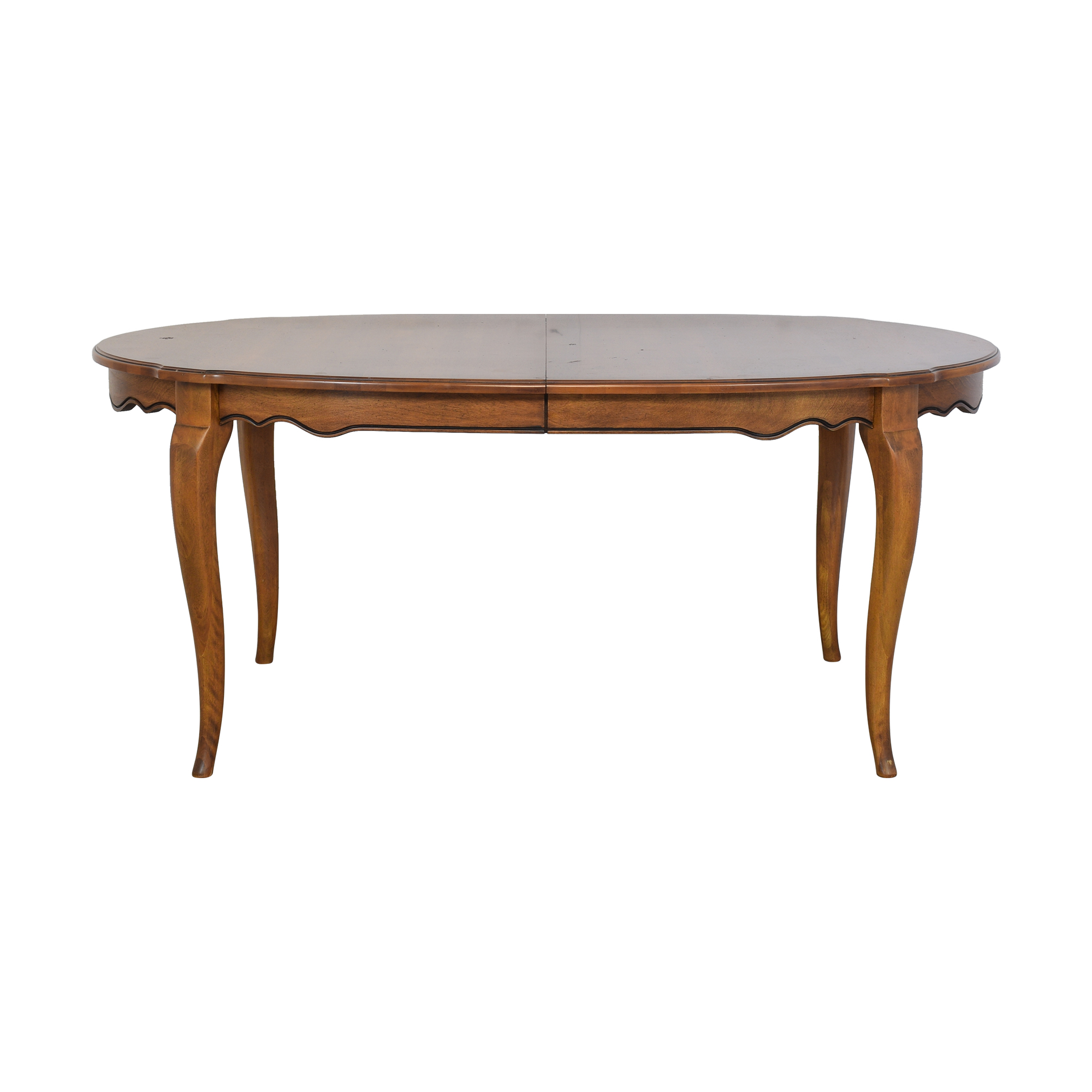 Ethan Allen Extendable Dining Table sale