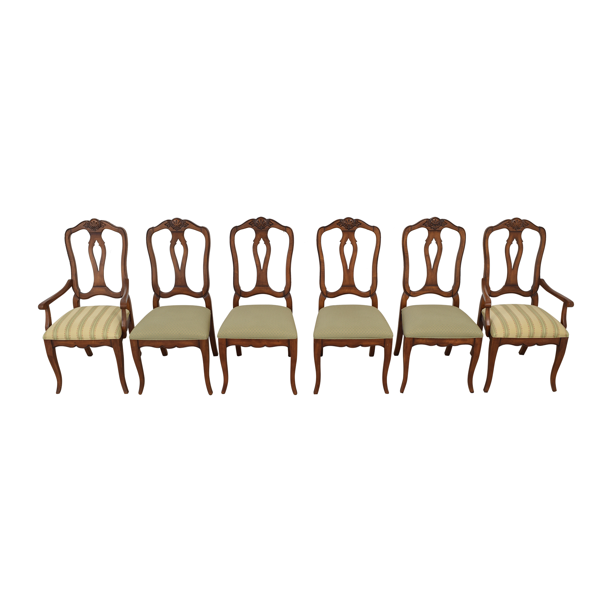 Ethan Allen Ethan Allen Country French Dining Chairs Dining Chairs