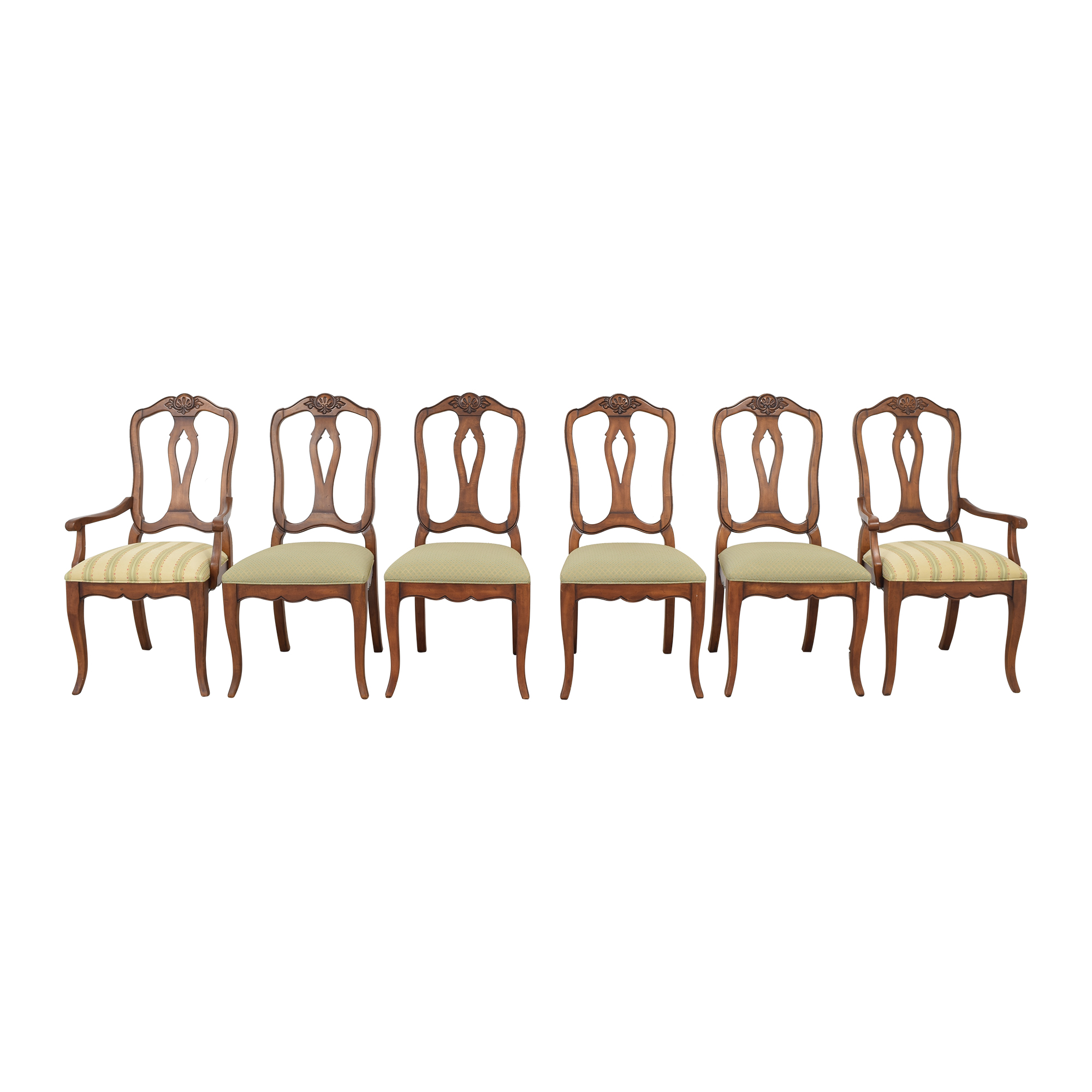 Ethan Allen Ethan Allen Country French Dining Chairs price