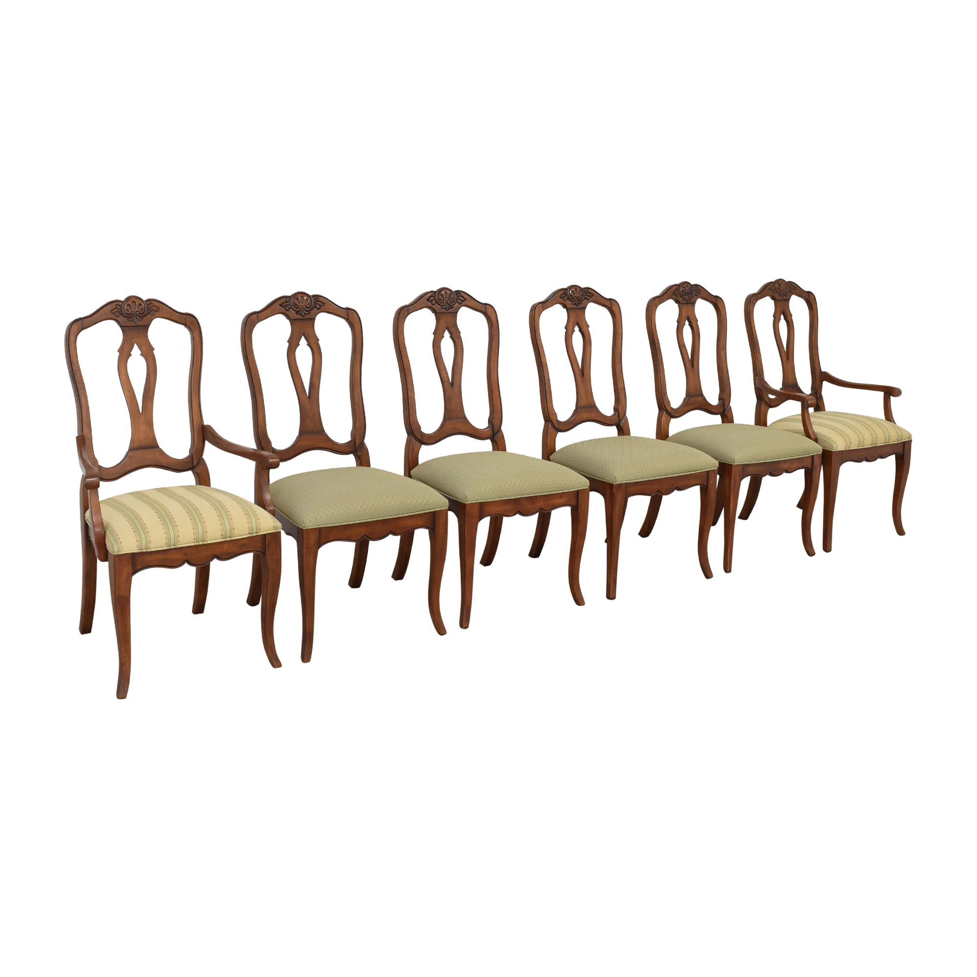Ethan Allen Ethan Allen Country French Dining Chairs used