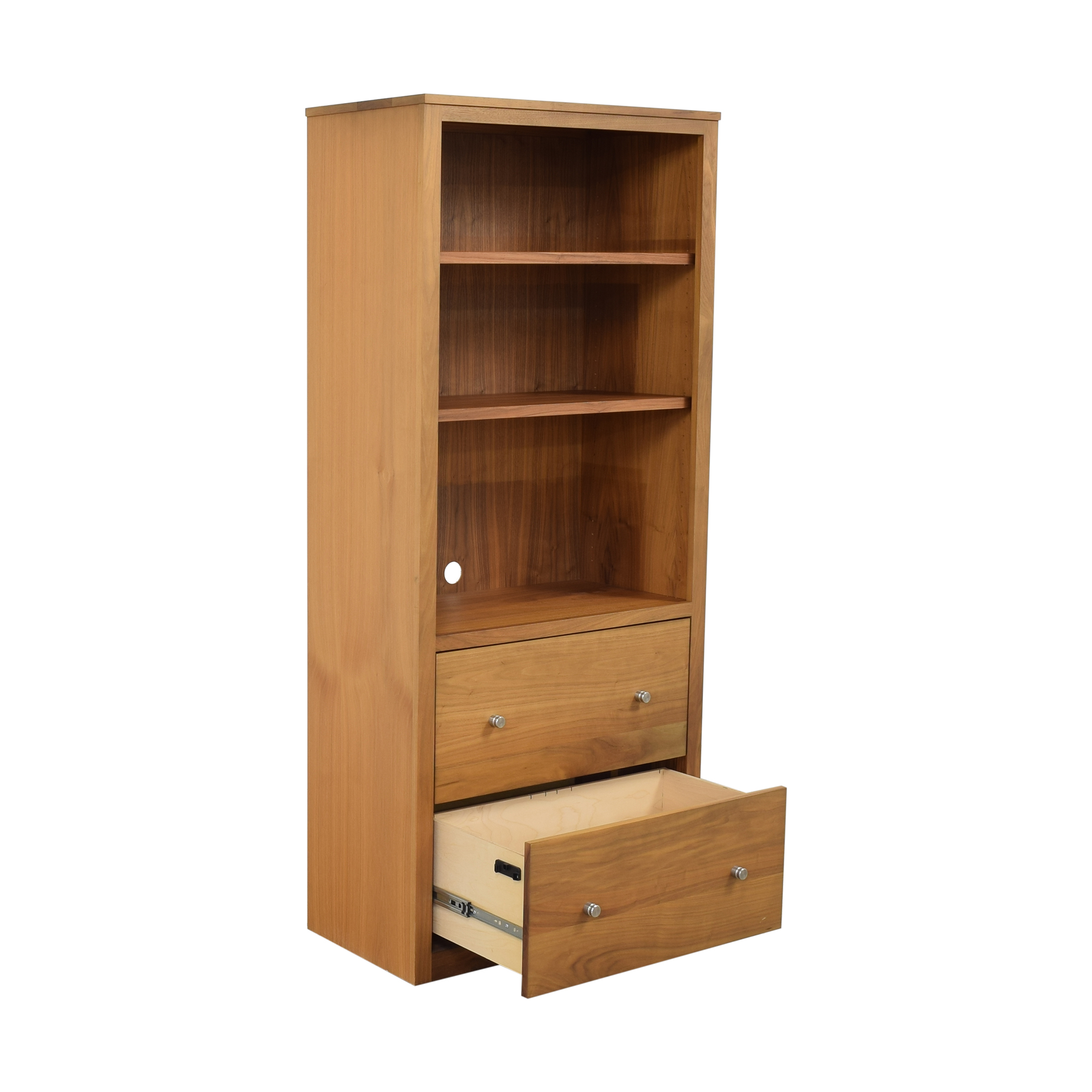 Room & Board Woodwind Bookcase with Drawers Room & Board
