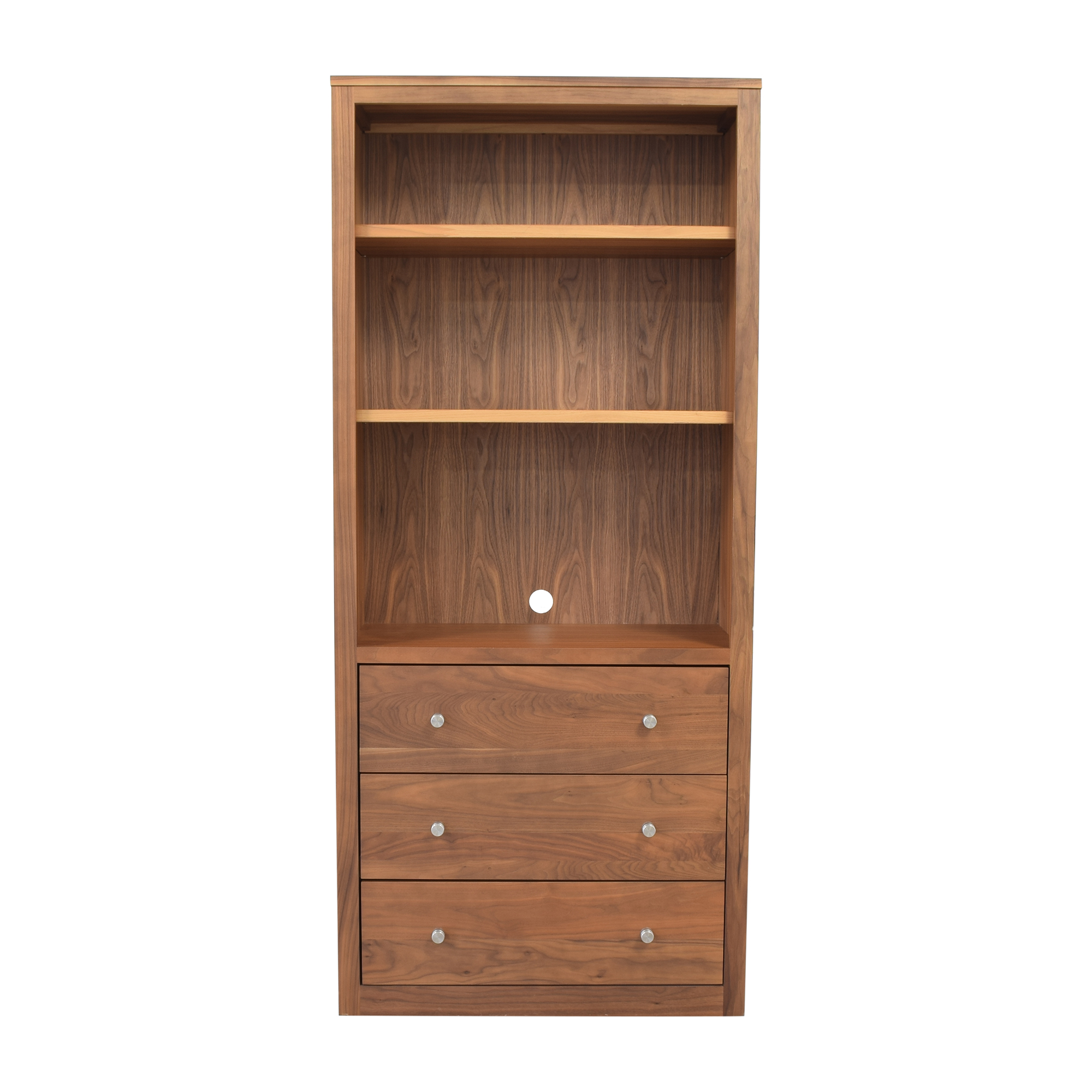 Room & Board Woodwind Bookcase with Drawers sale