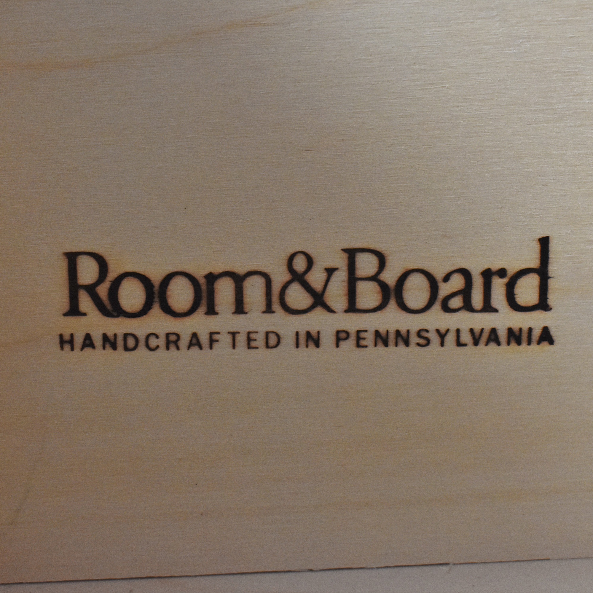 Room & Board Room & Board Woodwind Bookcase with Drawers nj