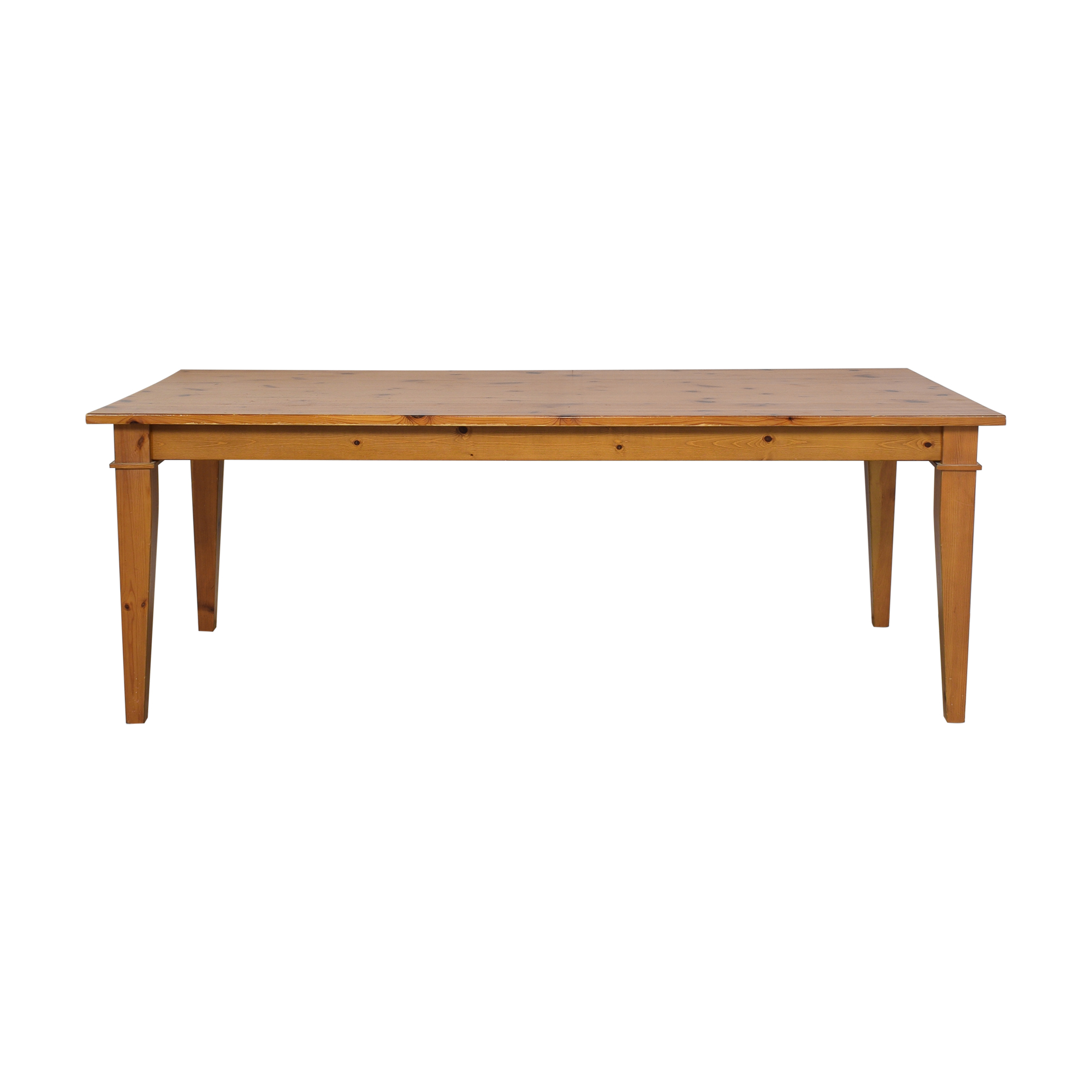 Pottery Barn Pottery Barn Rectangular Dining Table Dinner Tables